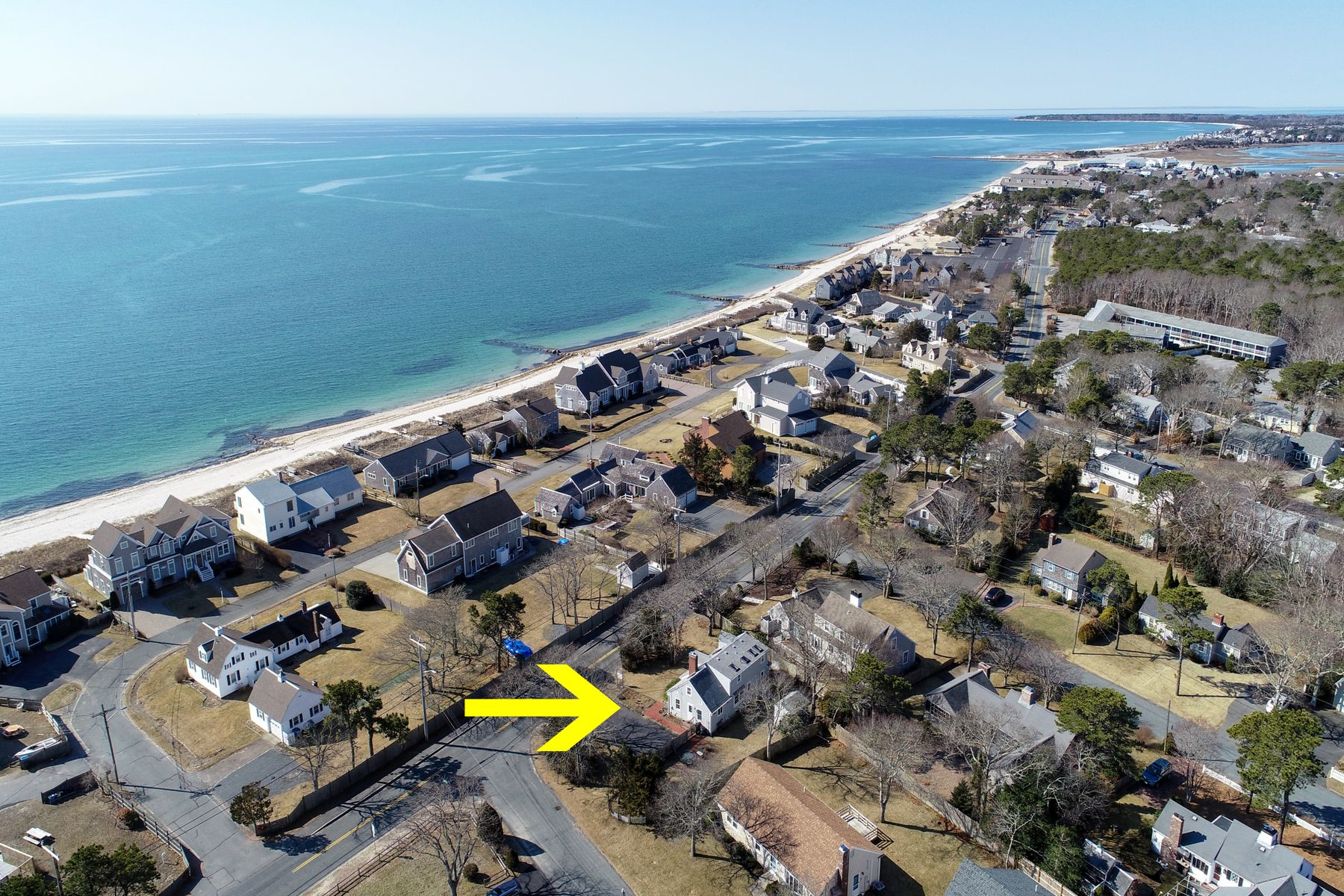 Single Family Home for Active at Close to Nantucket Sound Beaches 232 South Shore Drive Bass River, Massachusetts 02664 United States