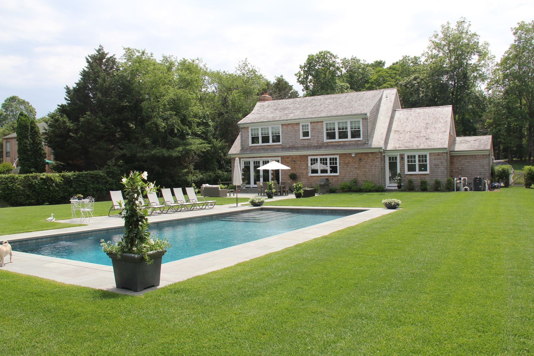 Single Family Home for Rent at Beautiful Amagansett Amagansett, New York 11930 United States