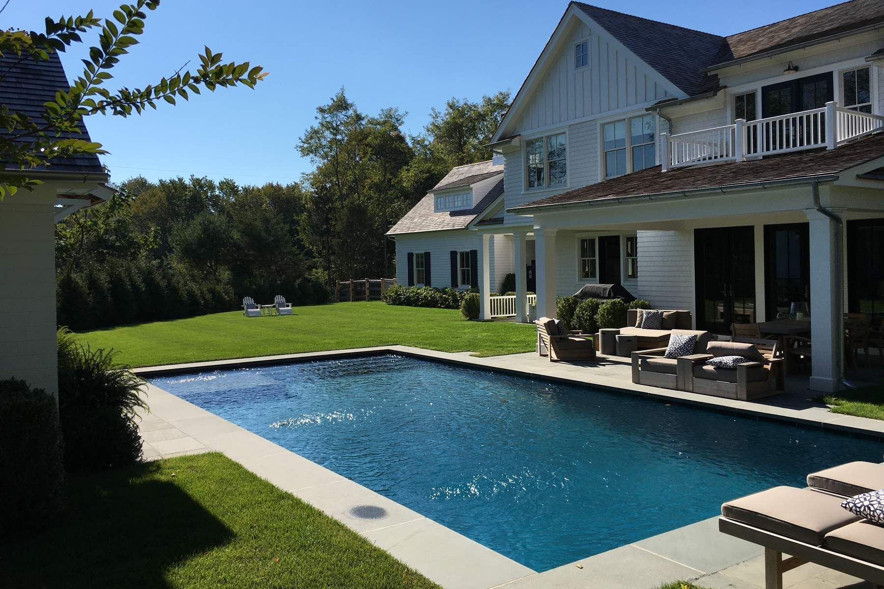Single Family Home for Rent at NEW CONSTRUCTION IN EAST HAMPTON VILLAGE East Hampton, New York 11937 United States
