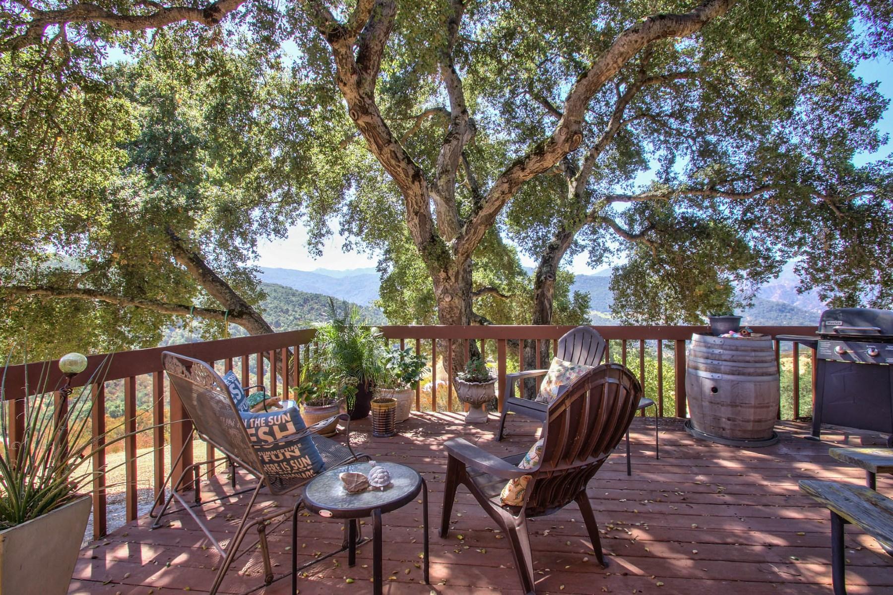 Casa para uma família para Venda às 20 Asoleado Drive, Carmel Valley Carmel Valley, Califórnia, 93924 Estados Unidos