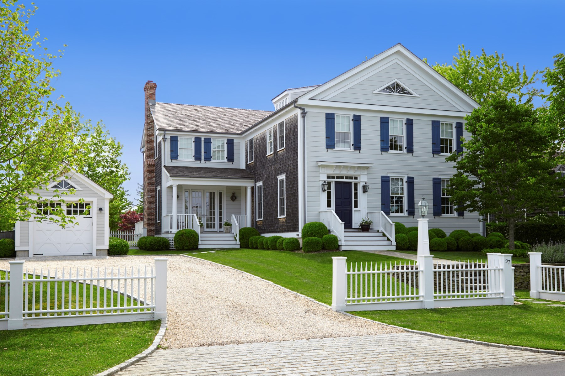Single Family Home for Sale at Sag Harbor Village Rarity Sag Harbor, New York 11963 United States
