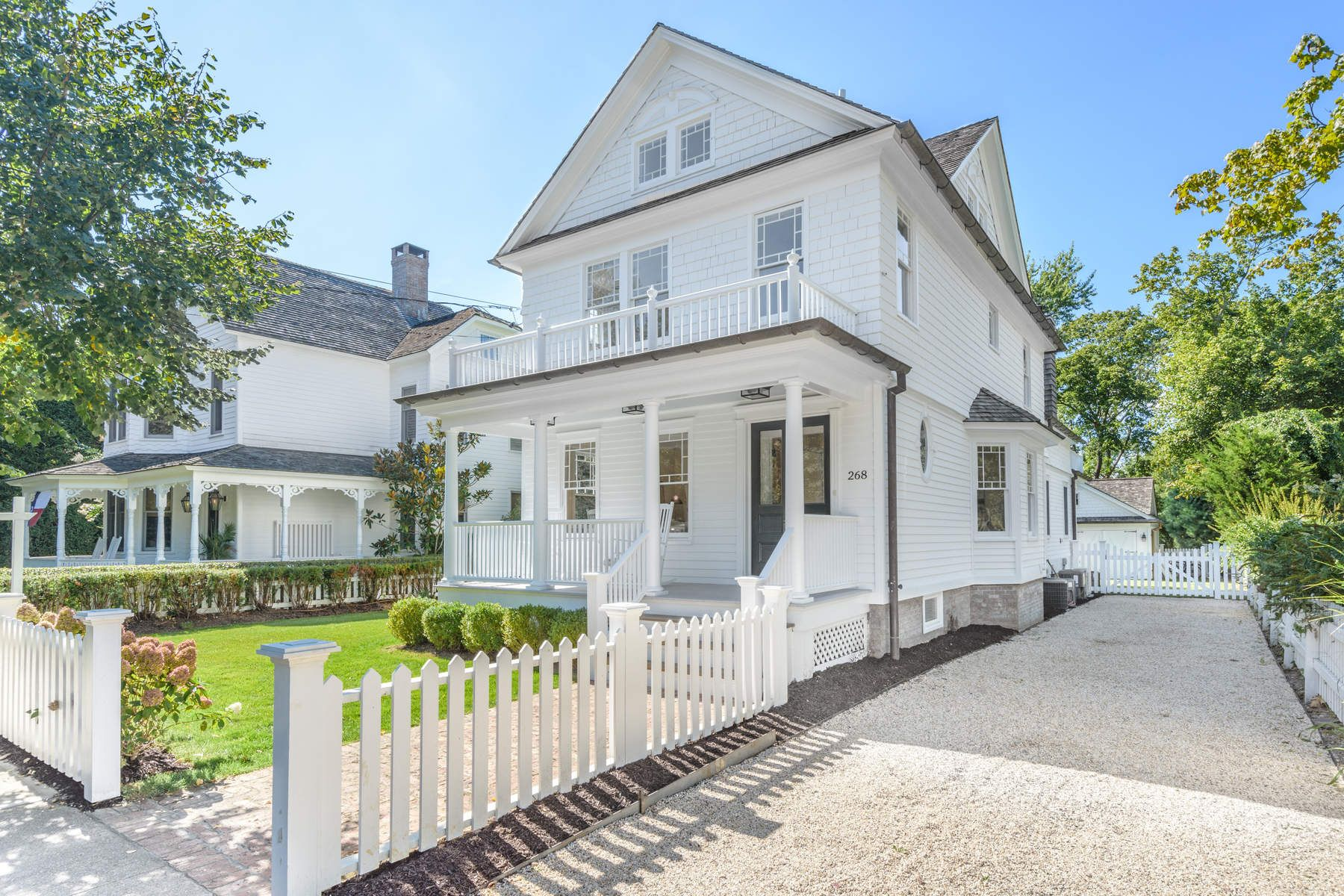 Single Family Home for Sale at Main Street Sag Harbor 268 Main Street, Sag Harbor, New York, 11963 United States