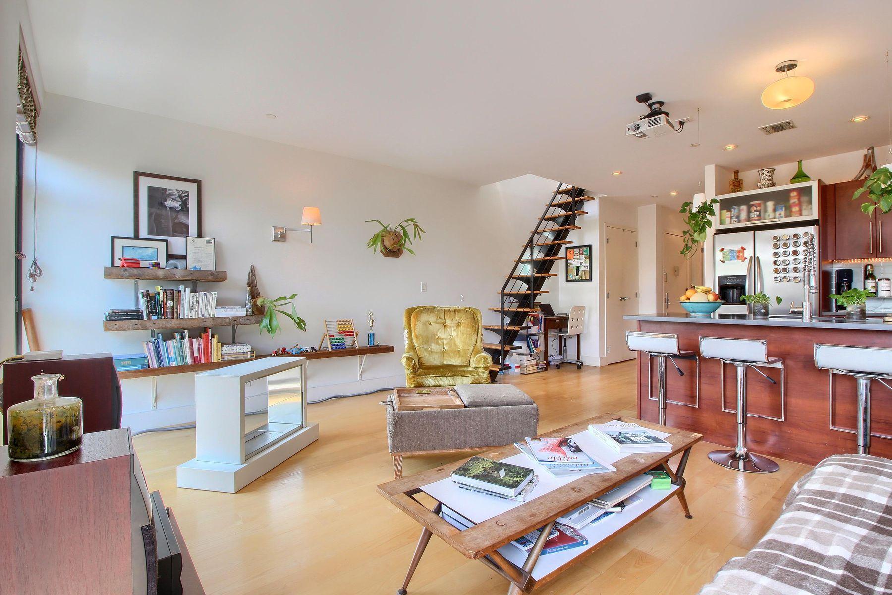 Condominio por un Alquiler en 225 Maujer Street, PHB 225 Maujer Street Apt PHB Brooklyn, Nueva York 11206 Estados Unidos