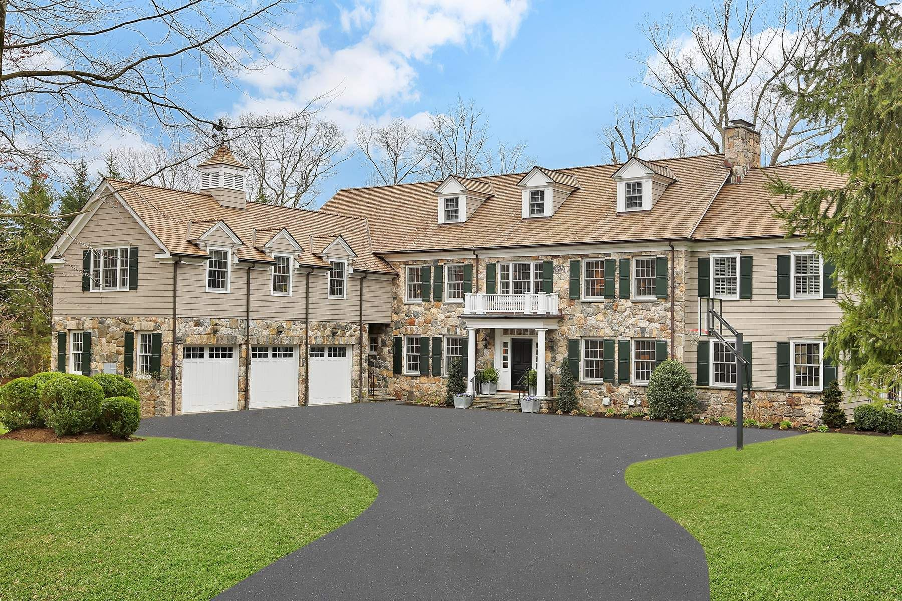 Single Family Home for Sale at 55 Baldwin Farms South 55 Baldwin Farms South Greenwich, Connecticut 06831 United States