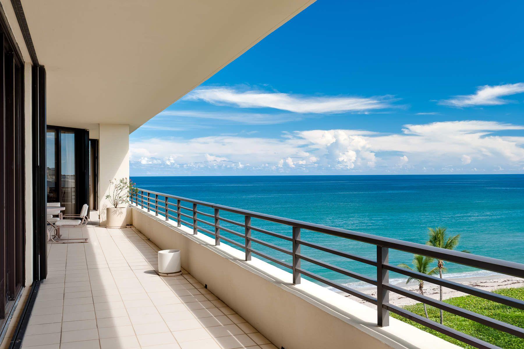 共管物業 為 出售 在 Ultimate Oceanfront Penthouse 3100 S Ocean Blvd Ph 605S, Palm Beach, 佛羅里達州, 33480 美國