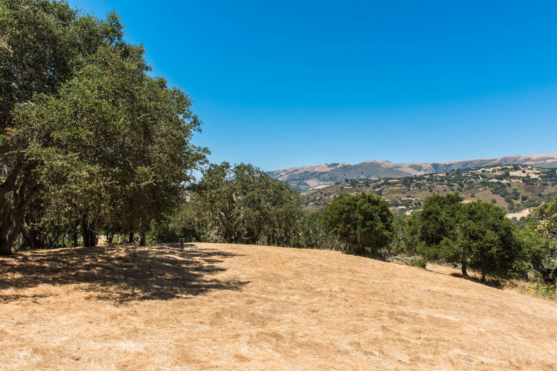 土地 為 出售 在 Prestigious Sleepy Hollow 6+ Acre Parcel 17 Sleepy Hollow Drive, Carmel Valley, 加利福尼亞州, 93924 美國