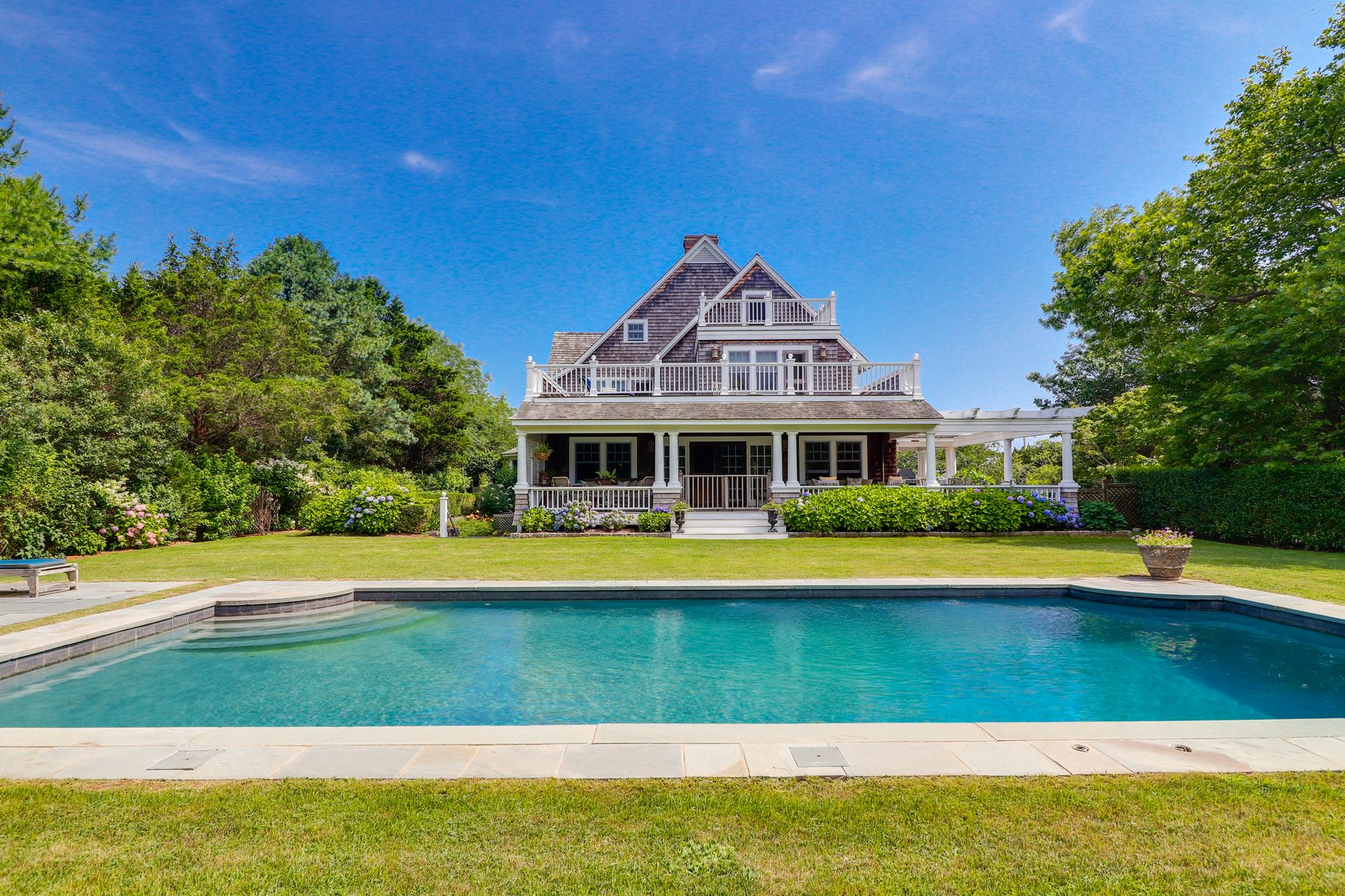 Single Family Home for Active at Oceanviews In Amagansett South 332 Bluff Road Amagansett, New York 11930 United States