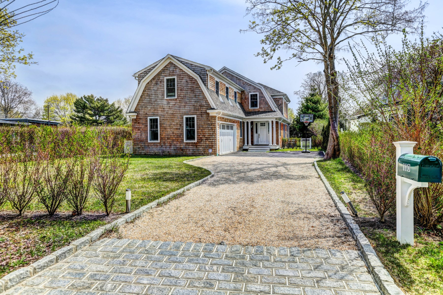 Single Family Home for Rent at Village Perfection 110 Pelletreau Street Southampton, New York 11968 United States