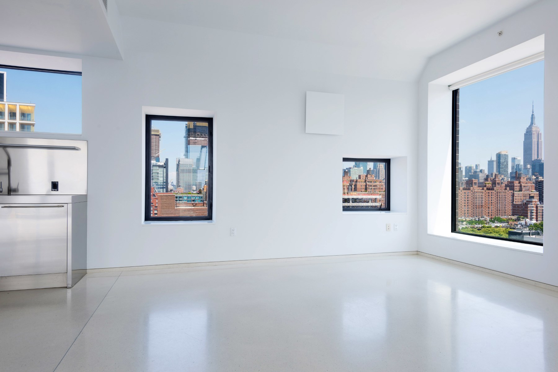 Condominium for Sale at With Respect To Light & Views 100 Eleventh Avenue Apt 16C, Chelsea, New York, New York, 10011 United States