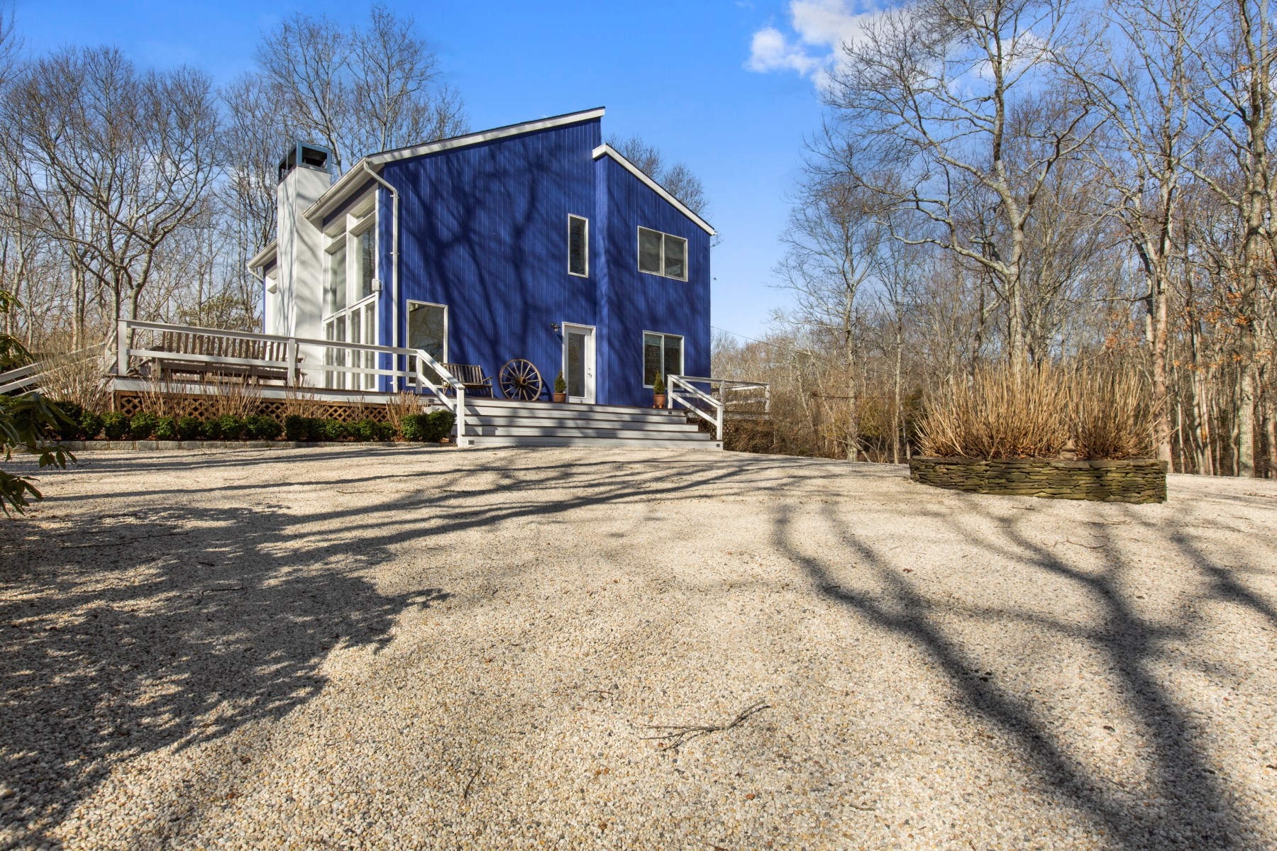 Single Family Home for Rent at Stylish Beach House on Beautiful Water Mill, New York 11976 United States