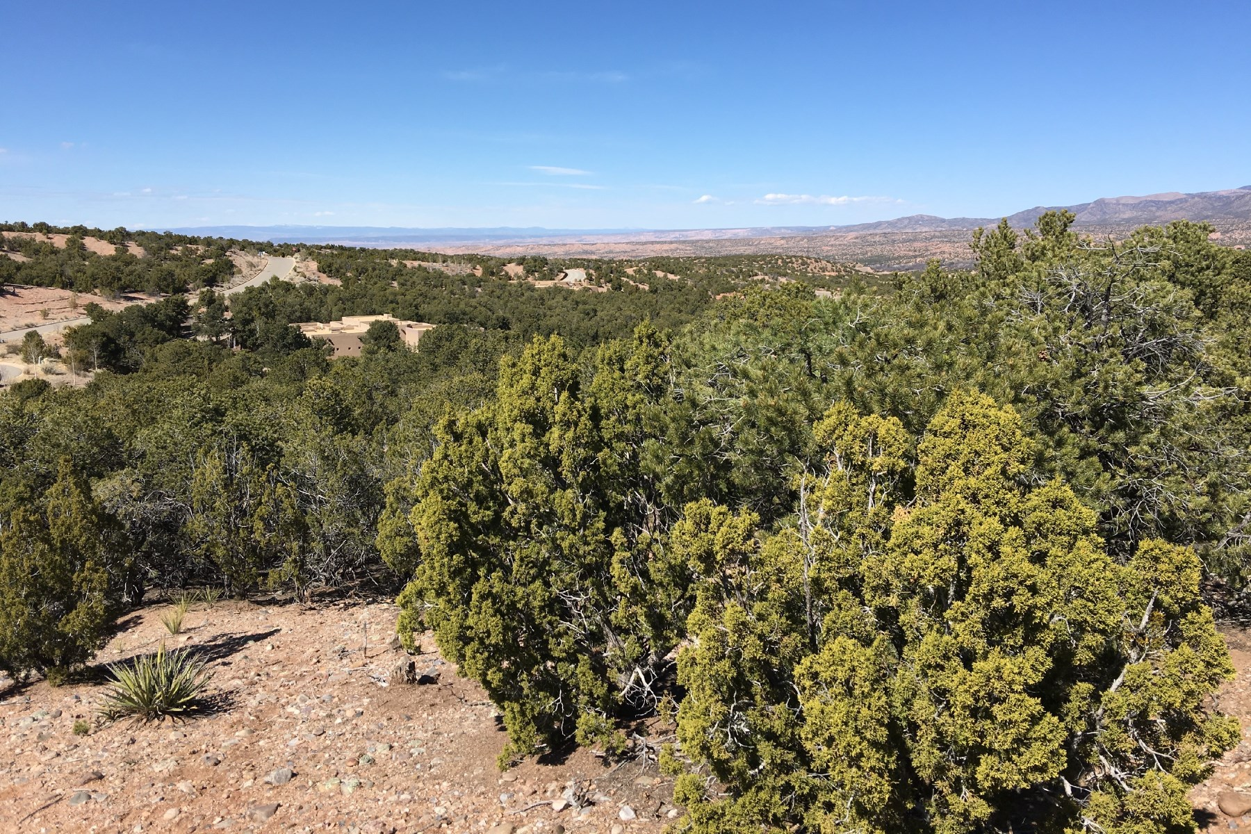 Land for Sale at 2955 Broken Sherd Trail Santa Fe City Northwest, Santa Fe, New Mexico, 87506 United States