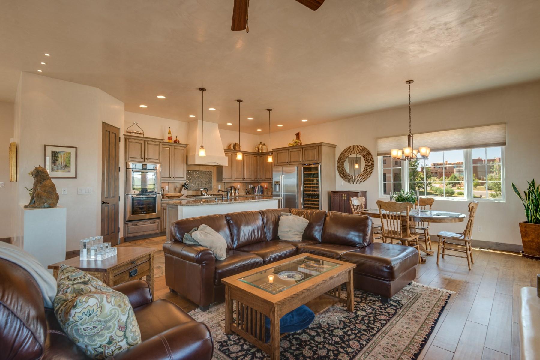 Single Family Home for Sale at 16 Camino de Colores 16 Cam De Colores Las Campanas & Los Santeros, Santa Fe, New Mexico, 87506 United States