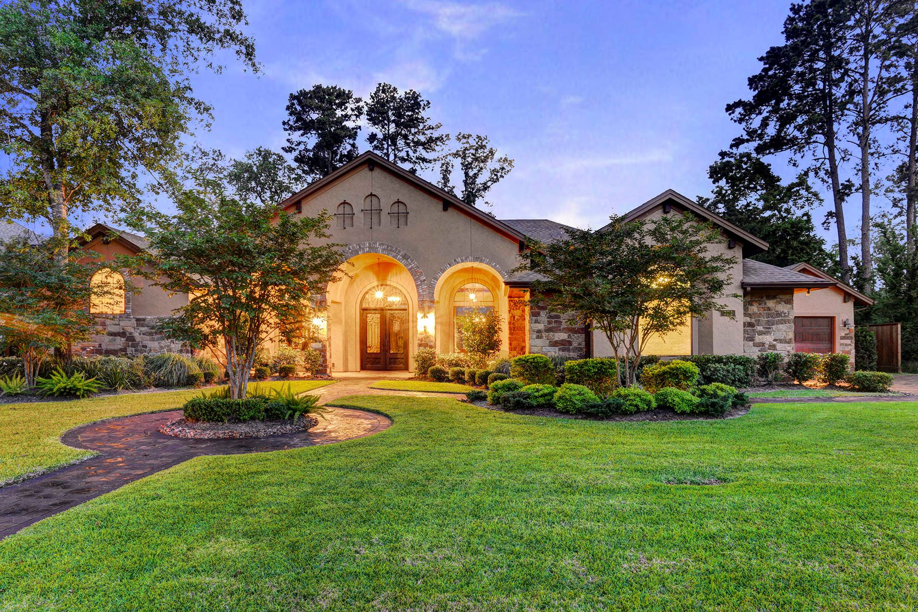 Single Family Home for Sale at 7611 Morgans Pond Ct 7611 Morgans Pond Ct Spring, Texas 77389 United States