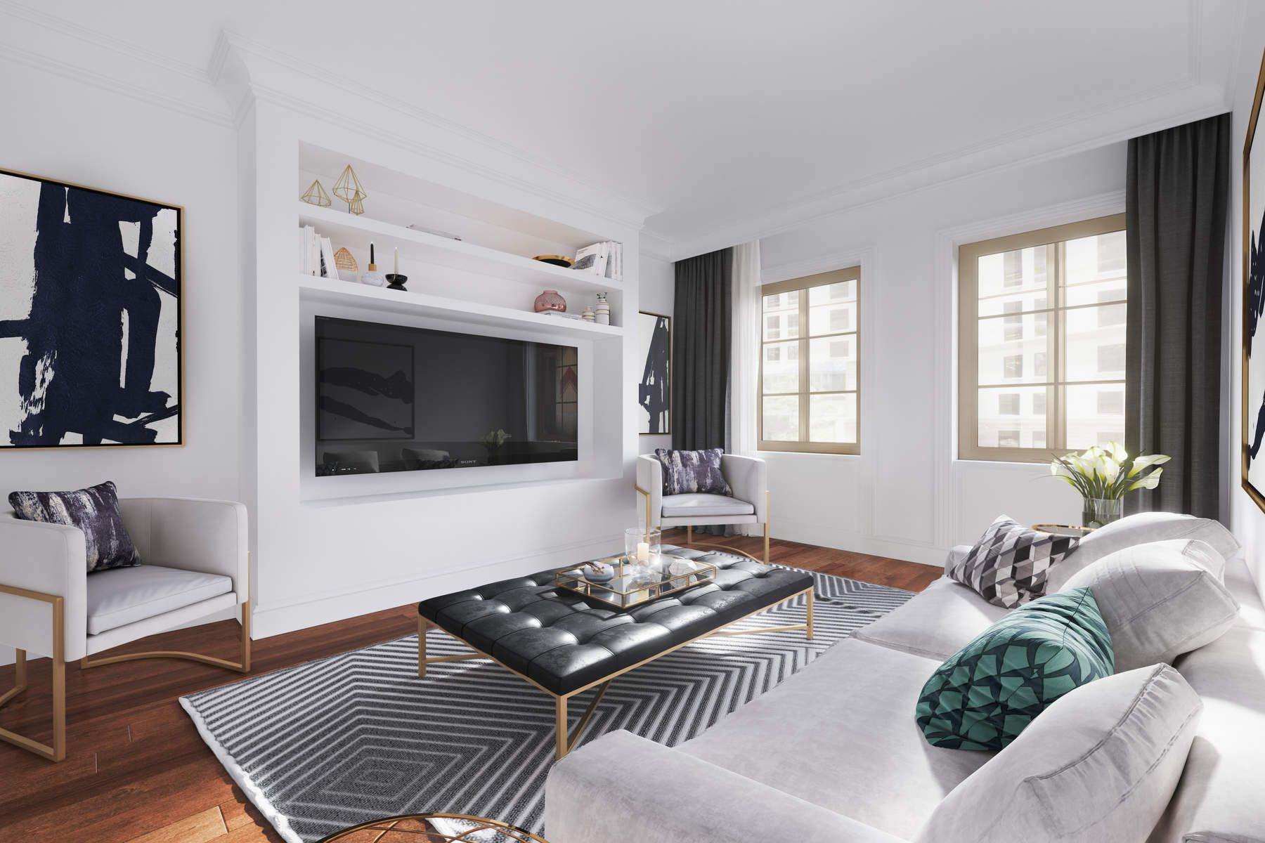 Additional photo for property listing at An Historic Moment 34 East 62nd Street New York, New York 10065 United States