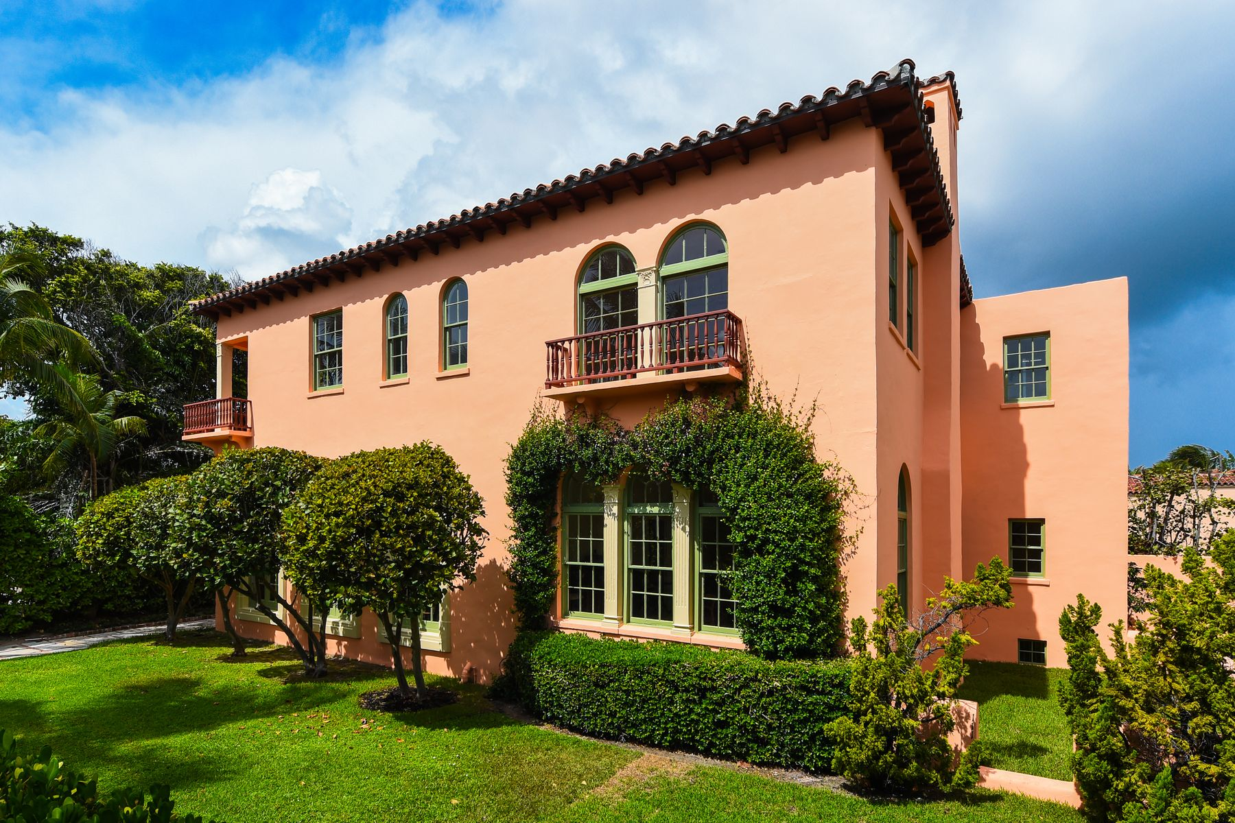 single family homes for Active at In Town Mizner Masterpiece 111 Dunbar Rd Palm Beach, Florida 33480 United States