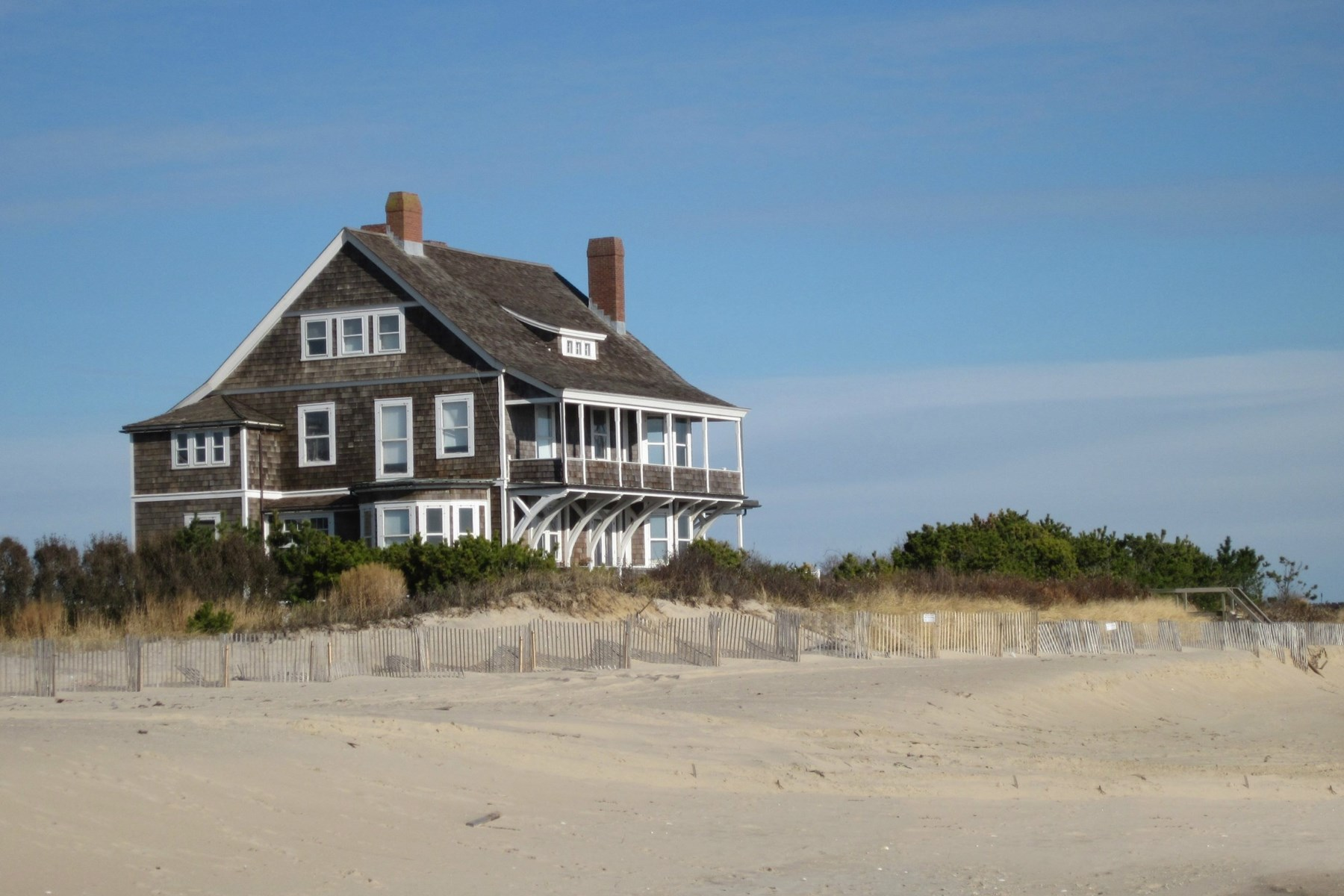 Single Family Home for Rent at Georgica Association Oceanfront Wainscott, New York 11975 United States
