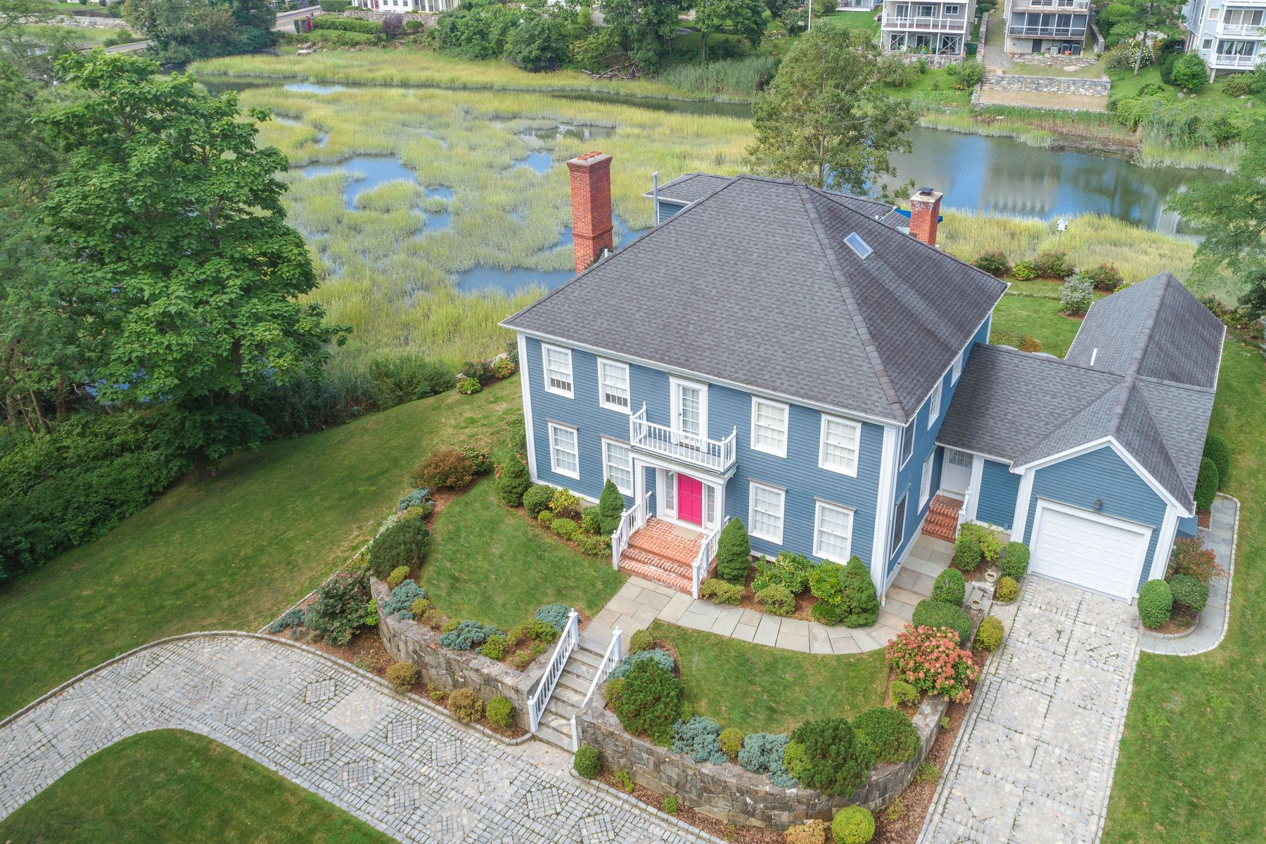 Property for Sale at 88 Indian Harbor Drive Greenwich, Connecticut 06830 United States