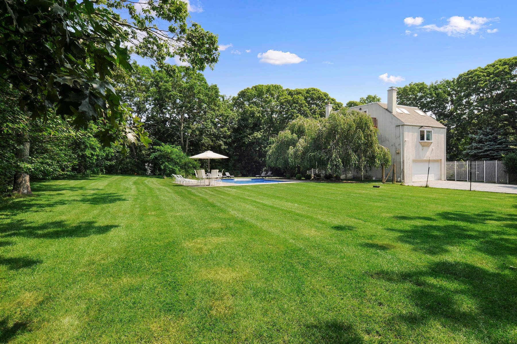 Single Family Home for Rent at CHIC CONTEMPORARY IN NORTHWEST WOODS East Hampton, New York 11937 United States