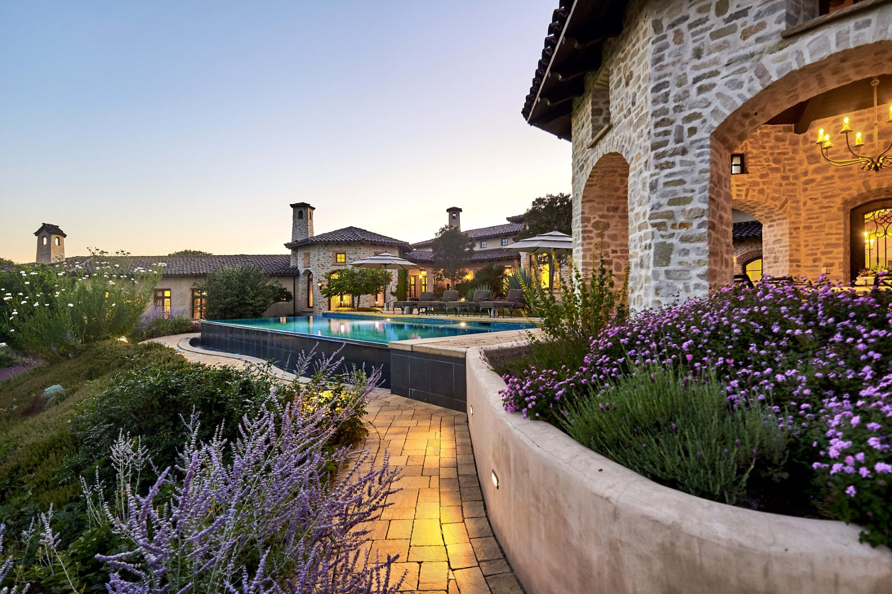 Single Family Home for Sale at Architectural Grandeur Carmel, California 93923 United States