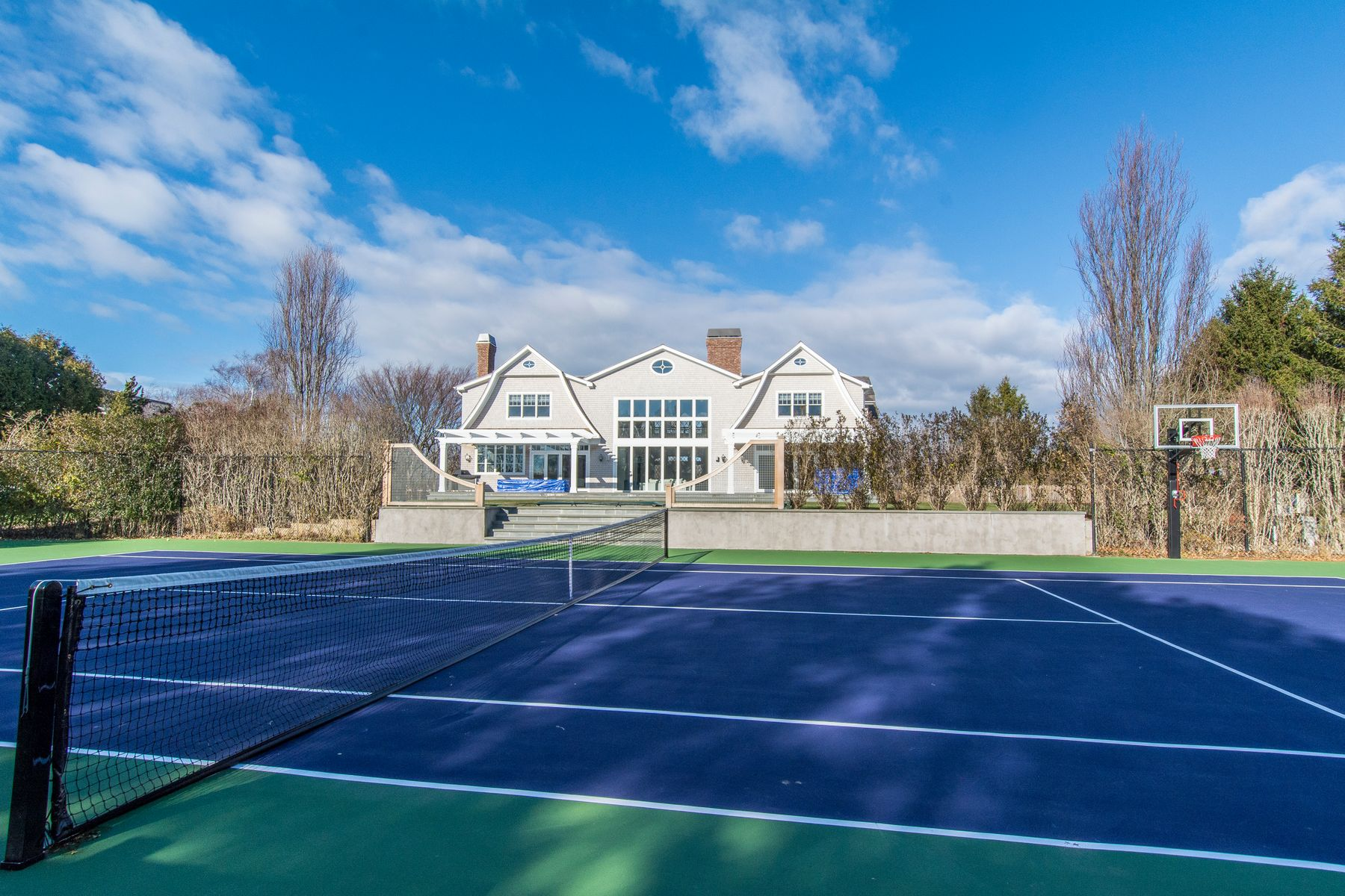 Property for Sale at SOUTHAMPTON VILLAGE ESTATE WITH TENNIS 82 Pheasant Close North Southampton, New York 11968 United States