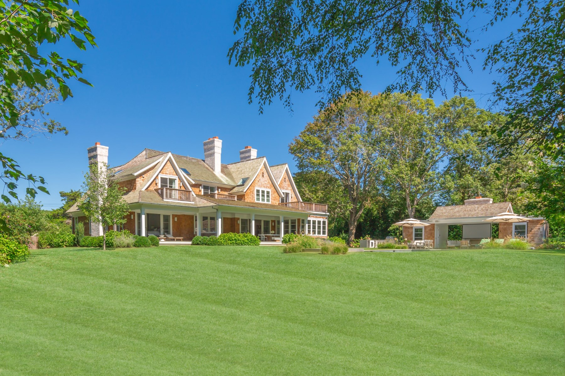 Single Family Home for Sale at Georgica Designer's Own New Construction 200 Georgica Road East Hampton, New York 11937 United States