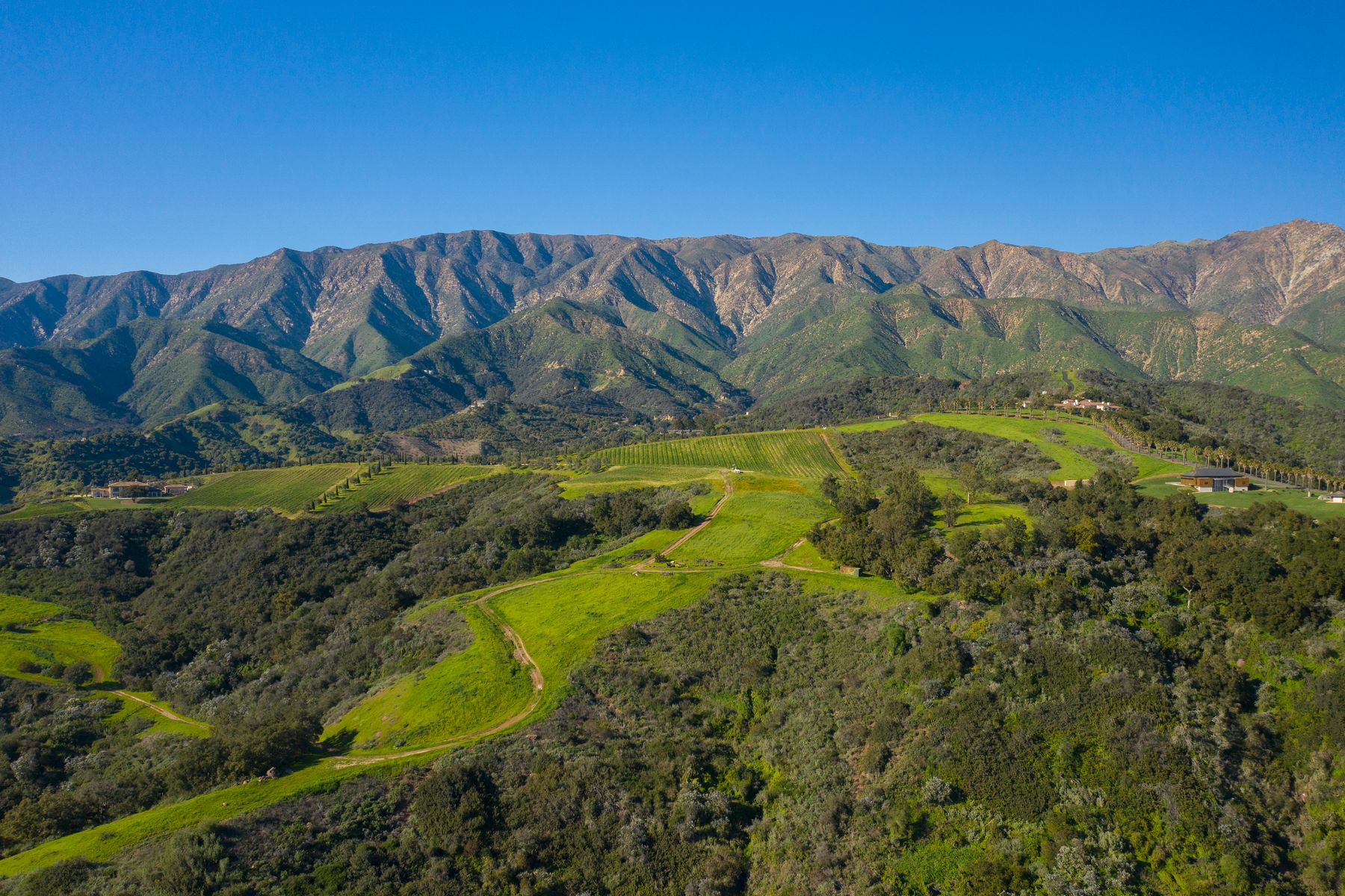 Property for Sale at Stunning Montecito View Site 580 Toro Canyon Park Rd Santa Barbara, California 93108 United States