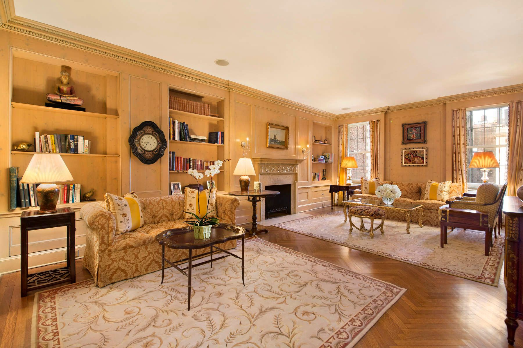Co-op for Sale at 655 Park Avenue 655 Park Avenue Apt 4C, Upper East Side, New York, New York, 10065 United States