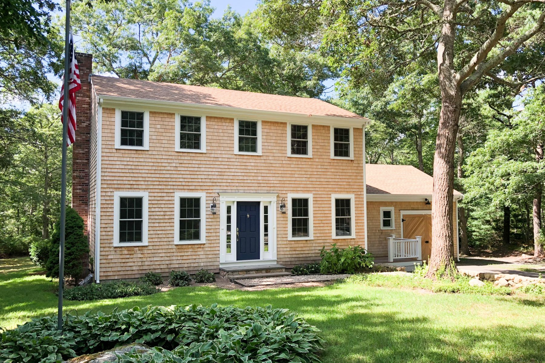 Single Family Home for Active at 6 Bayview Road East Sandwich, Massachusetts 02537 United States