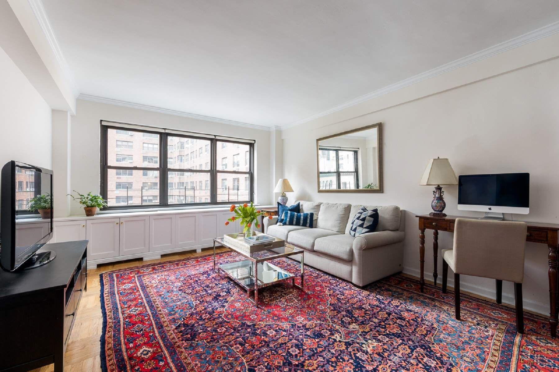 合作公寓 为 销售 在 11 Riverside Drive Apt 6BW Upper West Side, 纽约, 纽约州, 10023 美国