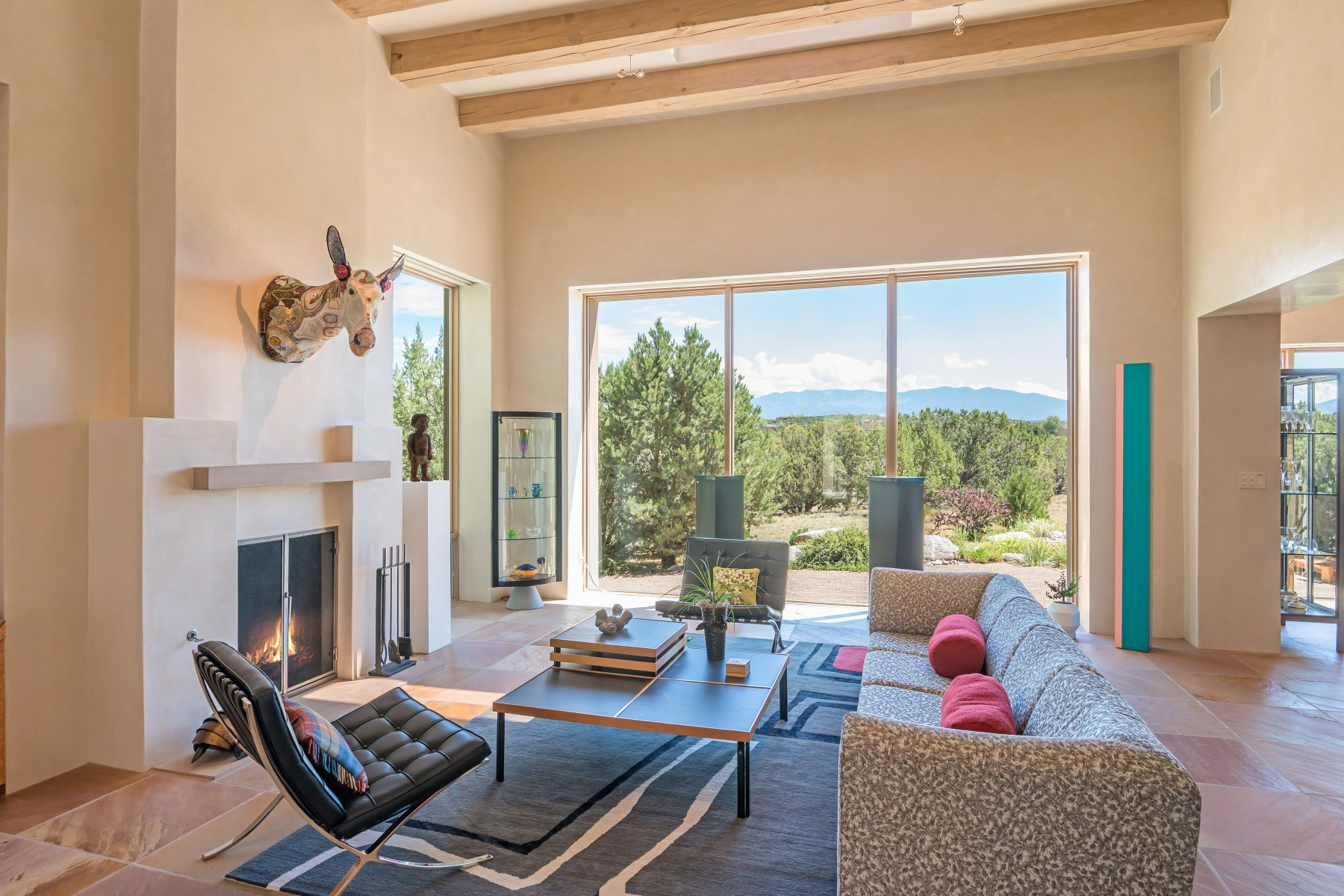 Maison unifamiliale pour l Vente à 6 Estates Drive Las Campanas & Los Santeros, Santa Fe, New Mexico, 87506 États-Unis