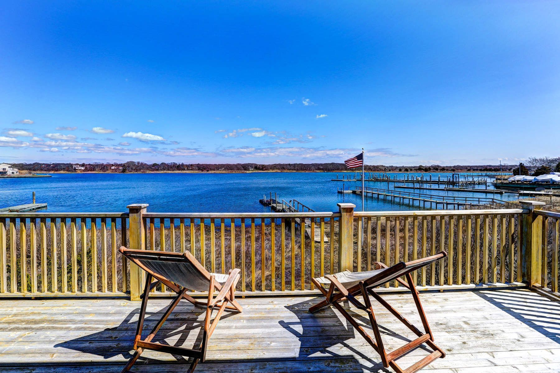 Single Family Home for Rent at Waterfront Cottage Southampton, New York 11968 United States