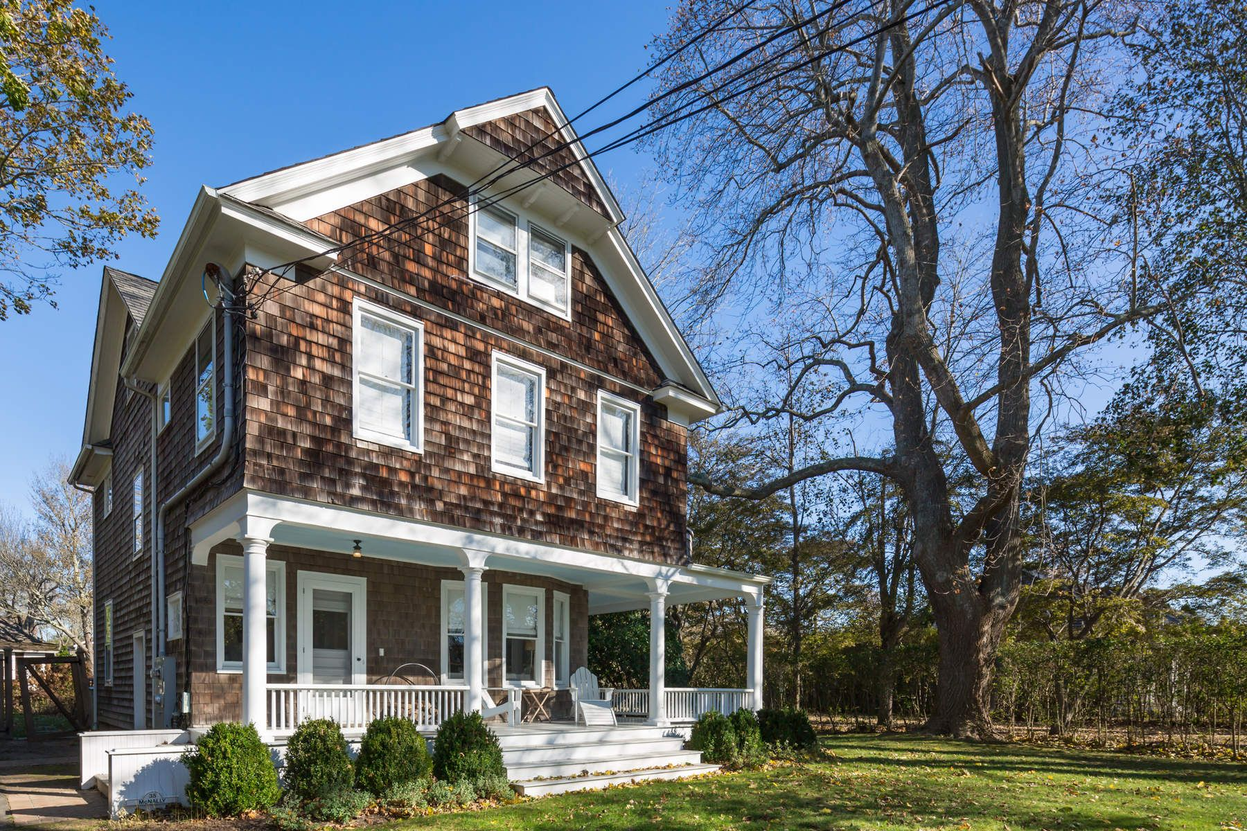 Single Family Home for Rent at CHARMING SUMMER COMPOUND Amagansett, New York 11930 United States