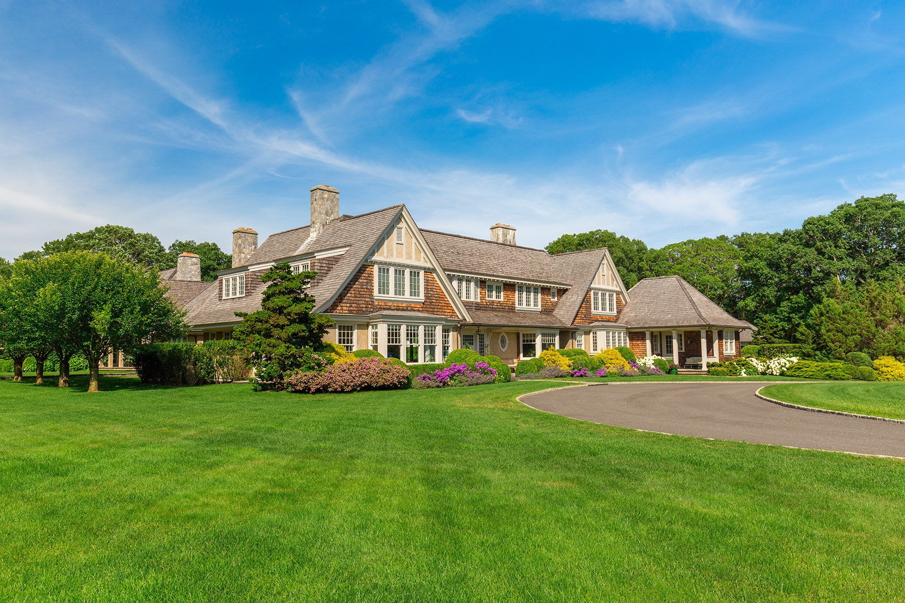 Casa Unifamiliar por un Alquiler en World Class East Hampton Estate East Hampton, Nueva York 11937 Estados Unidos