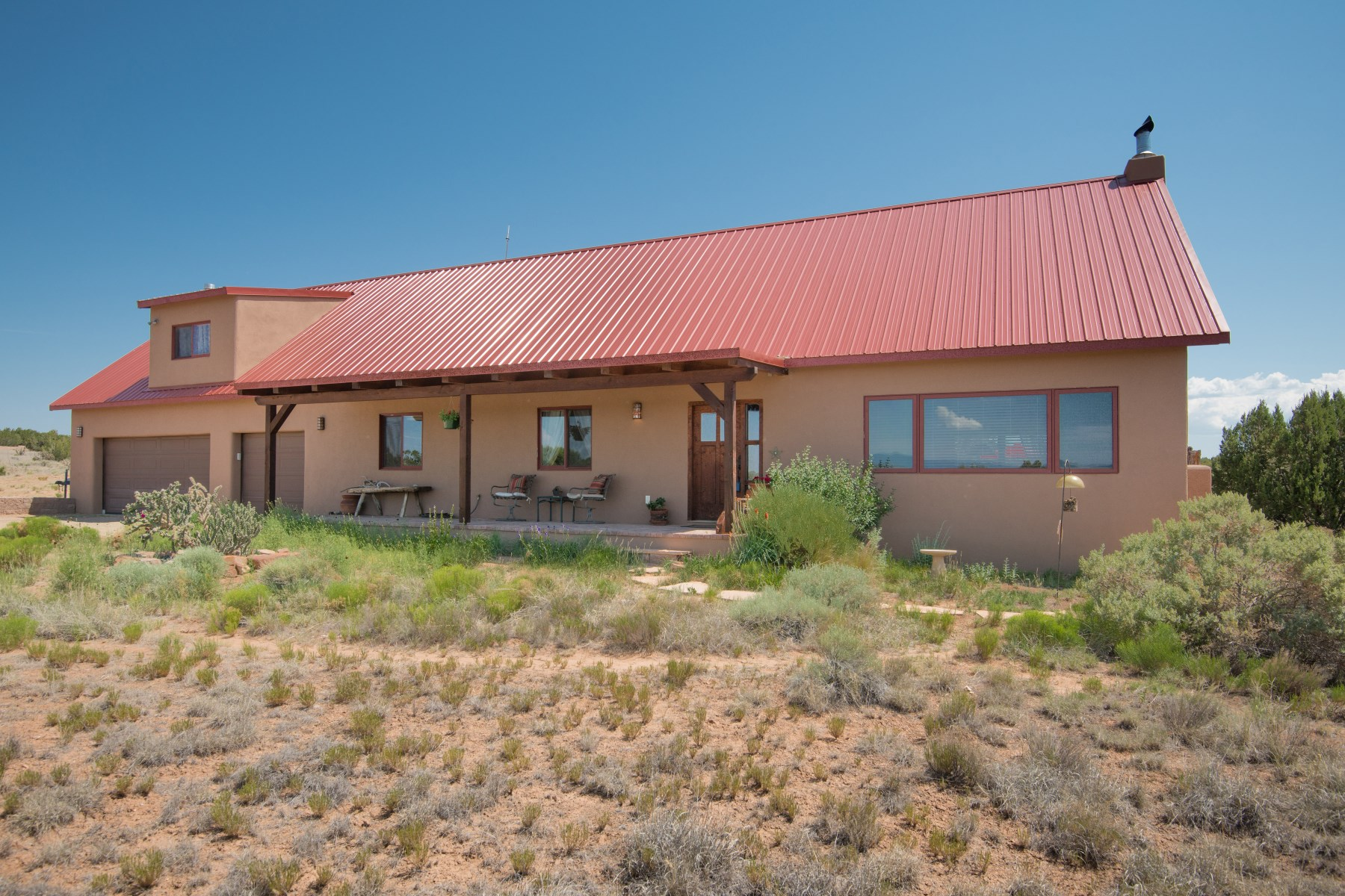 Single Family Home for Sale at 3650 Highway 14 3650 State Highway 14, Santa Fe, New Mexico, 87508 United States