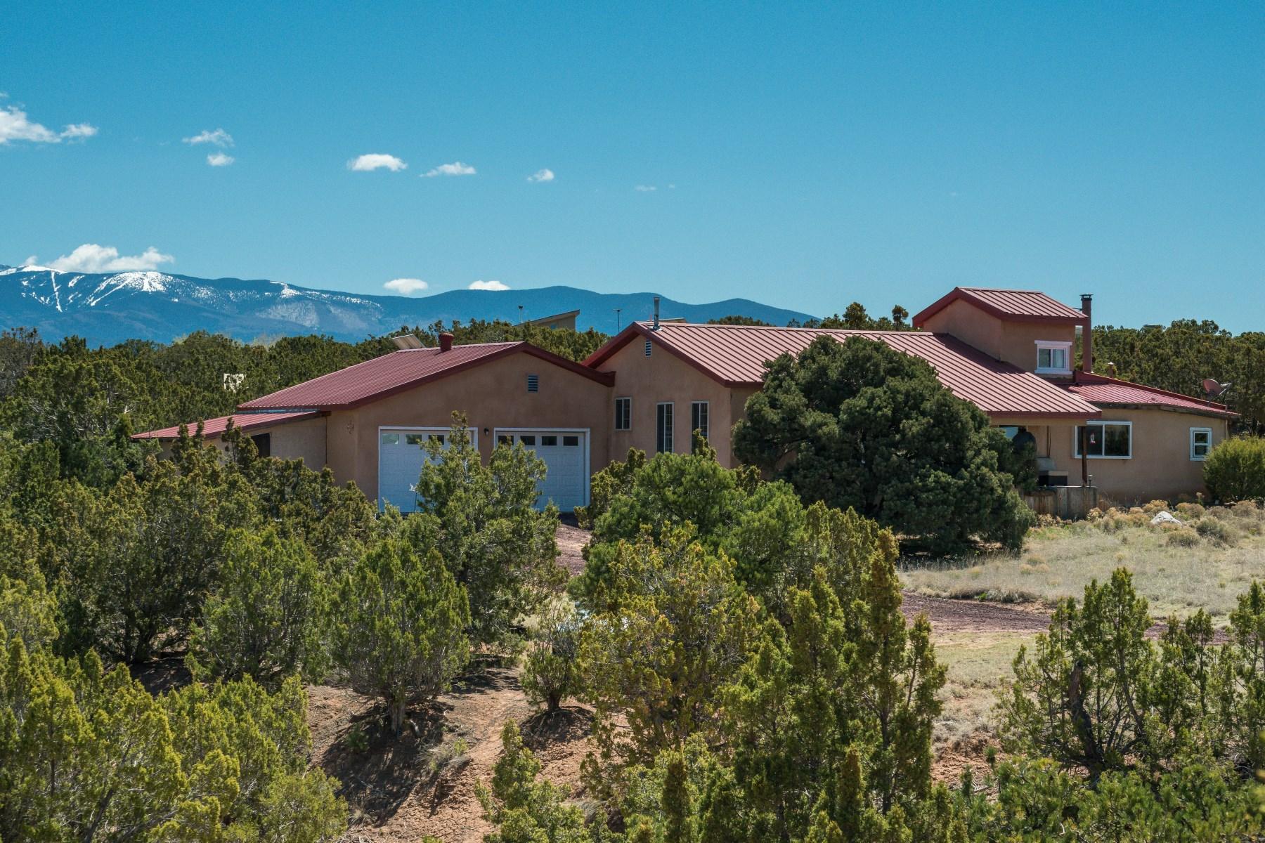 獨棟家庭住宅 為 出售 在 25 Vuelta Horcado 25 Vuelta Horcado Santa Fe, New Mexico 87506 United States