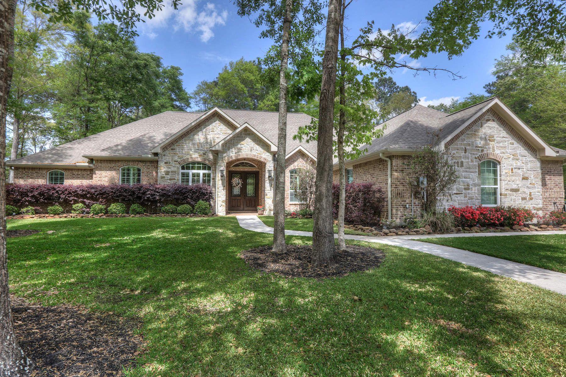 Casa Unifamiliar por un Venta en 19405 Ucayali Ct 19405 Ucayali Ct Porter, Texas 77365 Estados Unidos