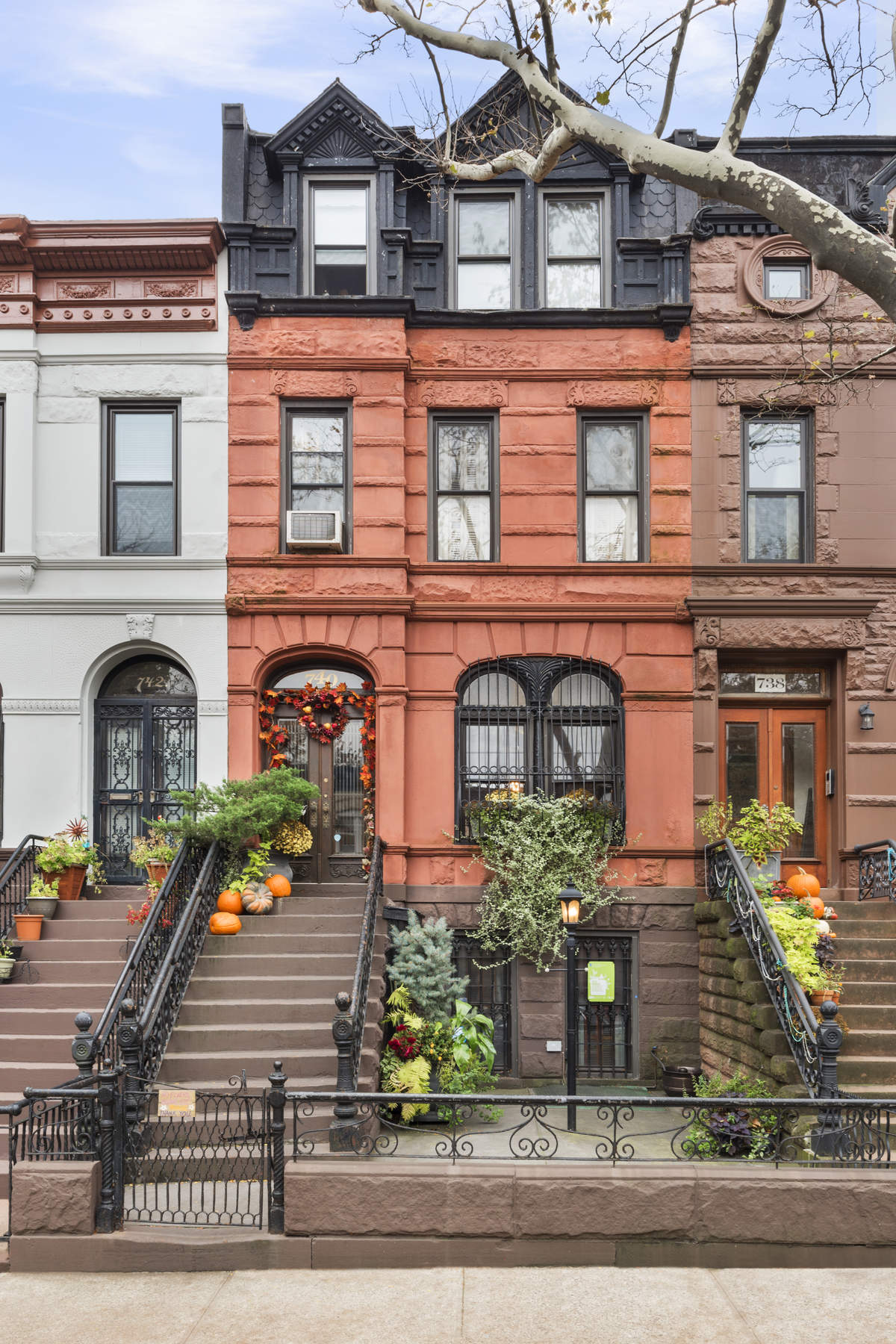 Townhouse for Sale at 740 Macon Street 740 Macon Street Brooklyn, New York 11233 United States