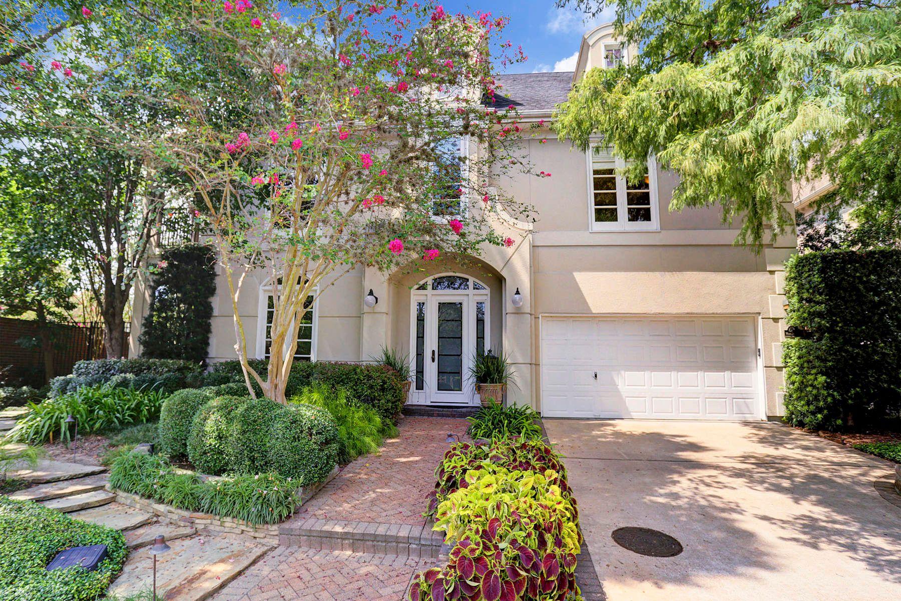 Single Family Home for Sale at 6266 Woods Bridge Way 6266 Wood Bridge Way, Houston, Texas, 77007 United States