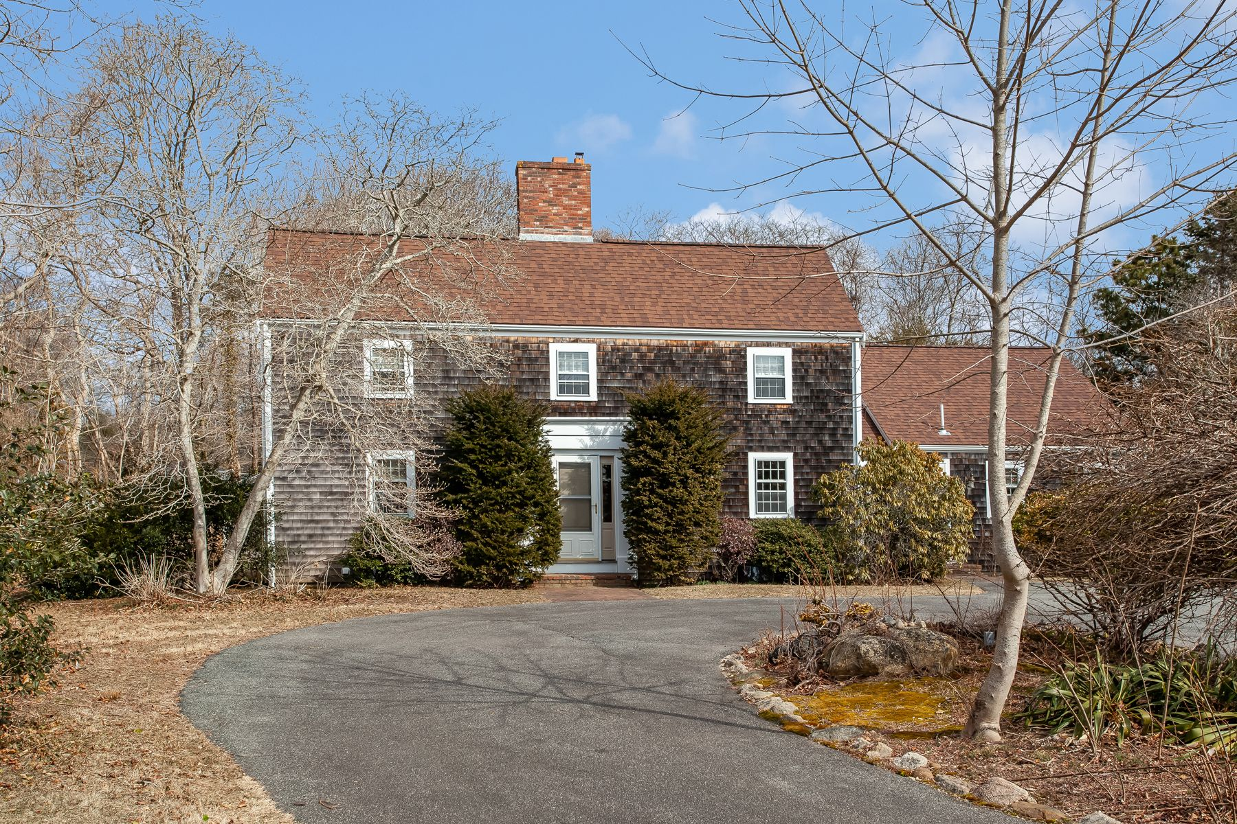 Single Family Home for Active at Hidden Jewel in Salt Pond Place 36 Old Colony Place Falmouth, Massachusetts 02540 United States