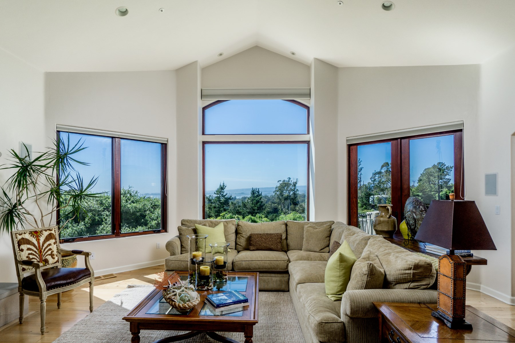 Single Family Home for Sale at Ocean Views from Monterey to Santa Cruz 563 Cuesta Drive Aptos, California 95003 United States