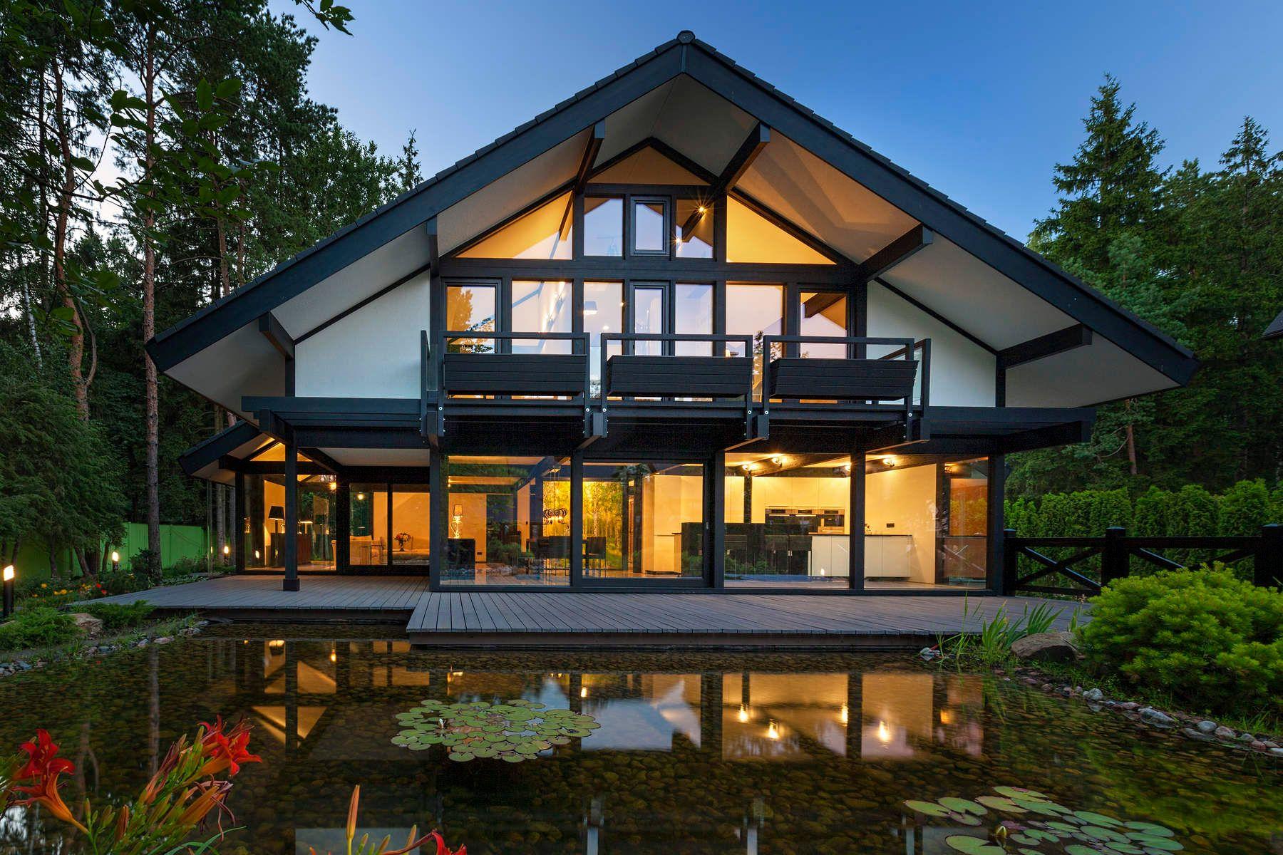 Tek Ailelik Ev için Satış at THE NORTHERN BY DAVINCI HAUS Bridgehampton North, Bridgehampton, New York, 11932 Amerika Birleşik Devletleri