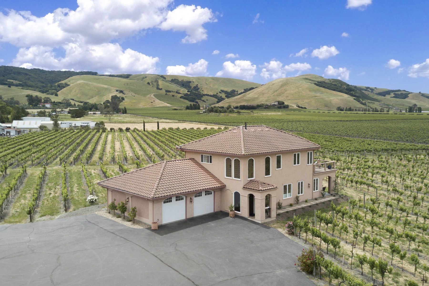 Vineyard for Sale at Sonoma Valley Vineyard Estate Sonoma, California, 95476 United States