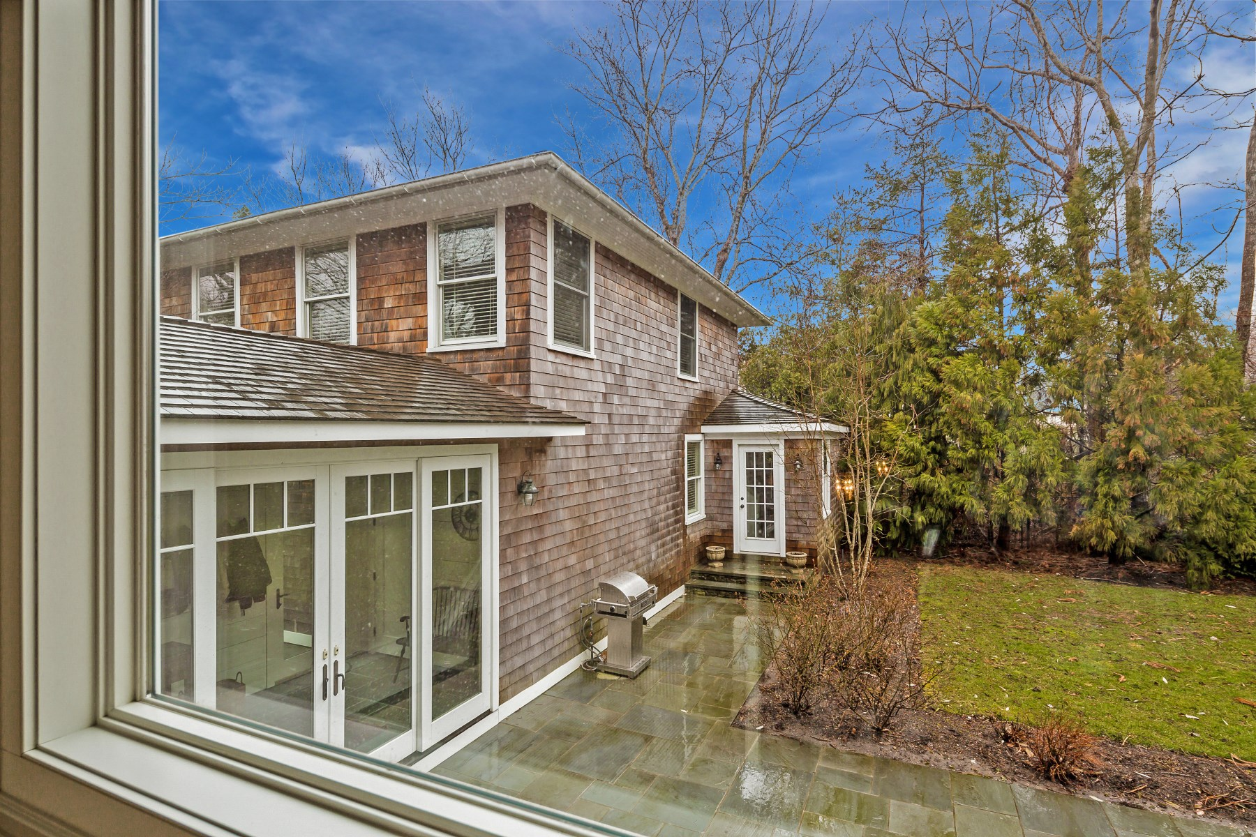 Single Family Home for Rent at On East Hampton Village Doorstep 61 Osborne Lane, East Hampton, New York 11937 United States