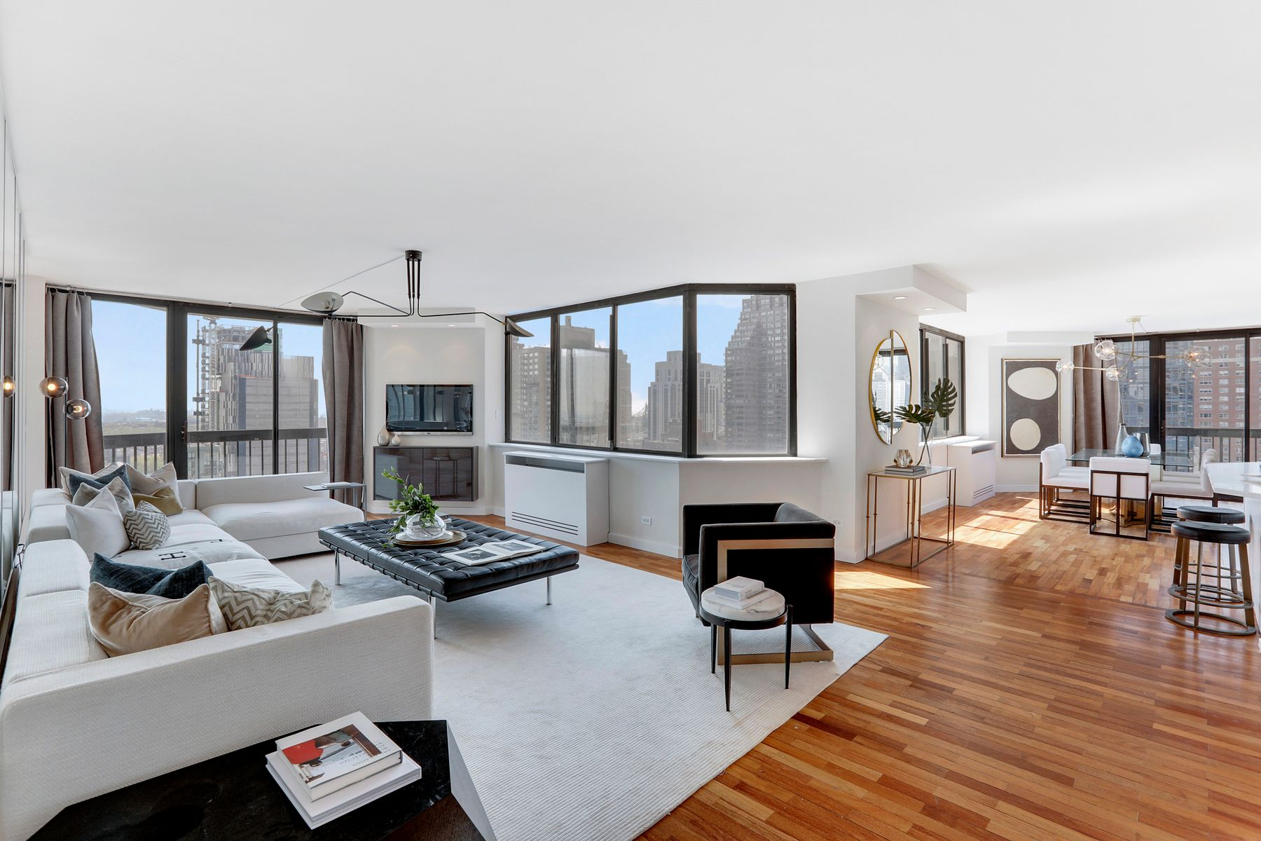 Condominio por un Alquiler en 330 East 75th Street, Apt. 28BC 330 East 75th Street Apt 28BC New York, Nueva York 10021 Estados Unidos