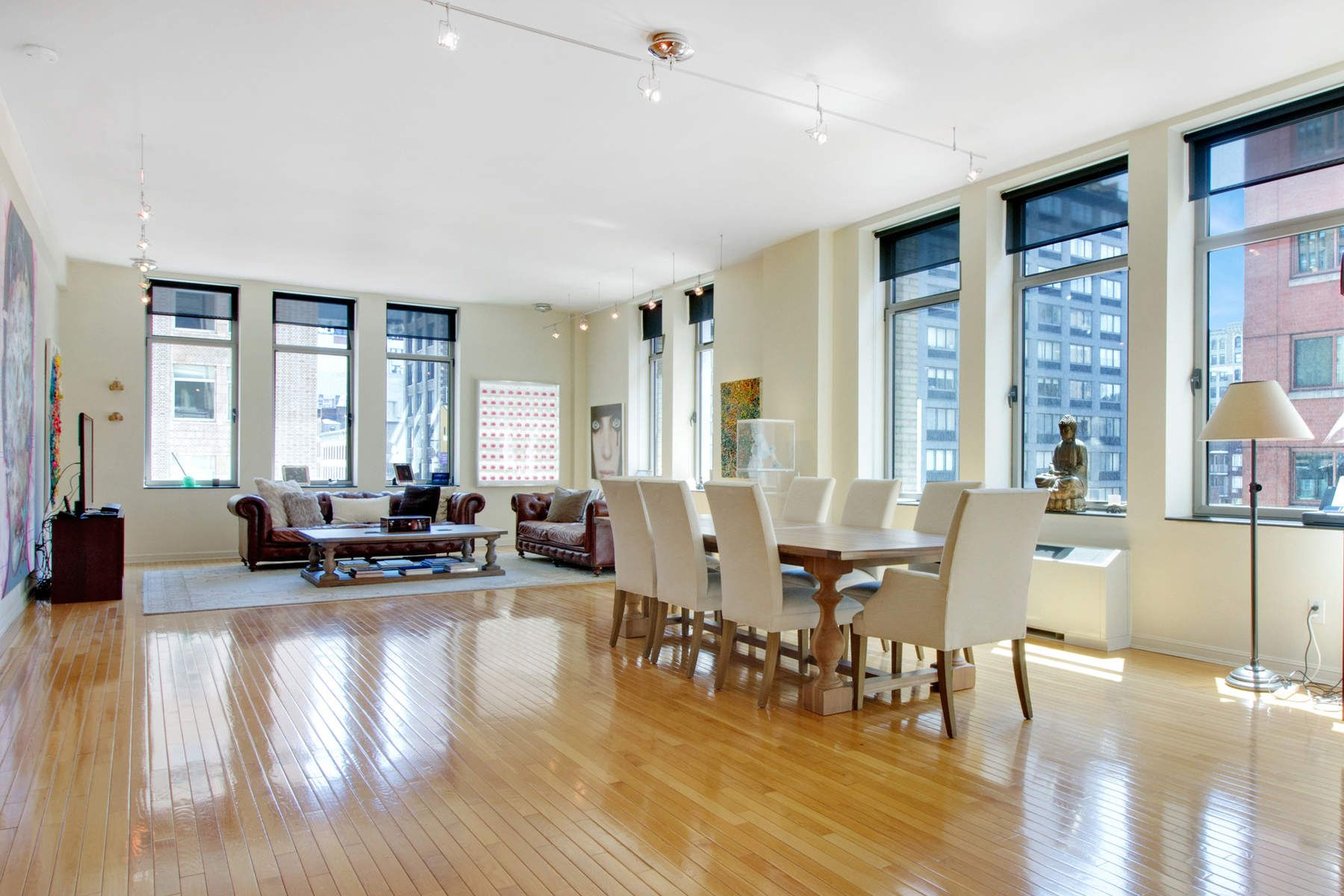 Condominium for Sale at Chelsea Mercantile 252 Seventh Avenue Apt 5P New York, New York 10001 United States