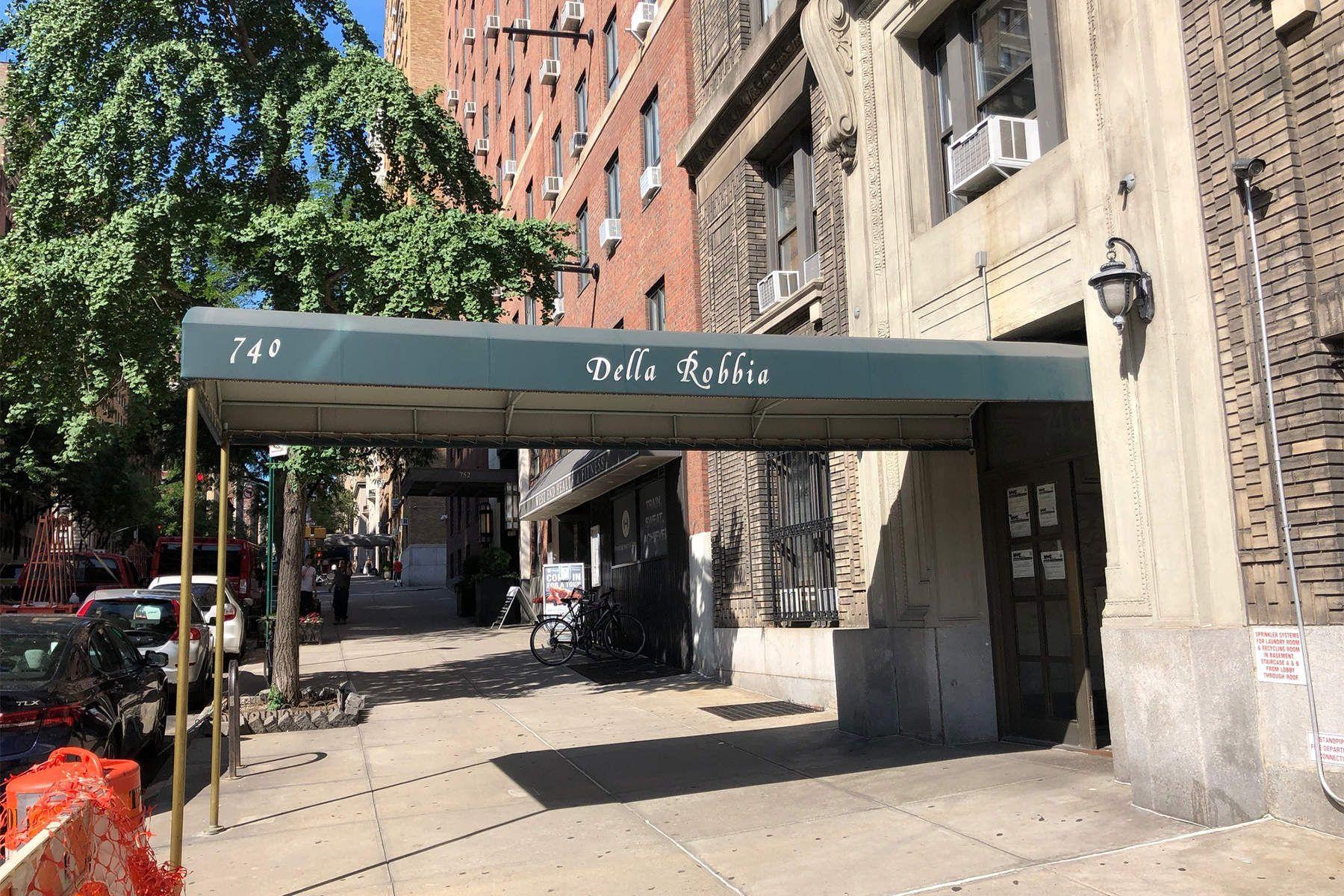 Apartamento por un Alquiler en 740 West End Avenue, Apt 81 740 West End Avenue Apt 81 New York, Nueva York 10025 Estados Unidos