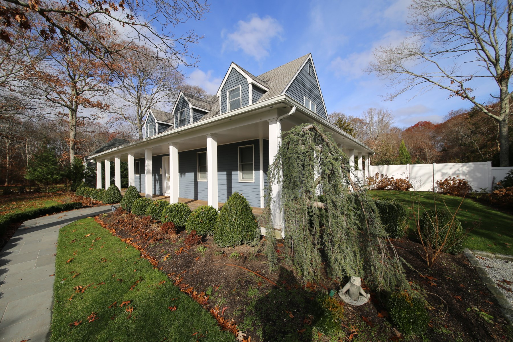 Single Family Home for Rent at Quiet, Comfortable Home in Bridgehampton Bridgehampton, New York 11932 United States
