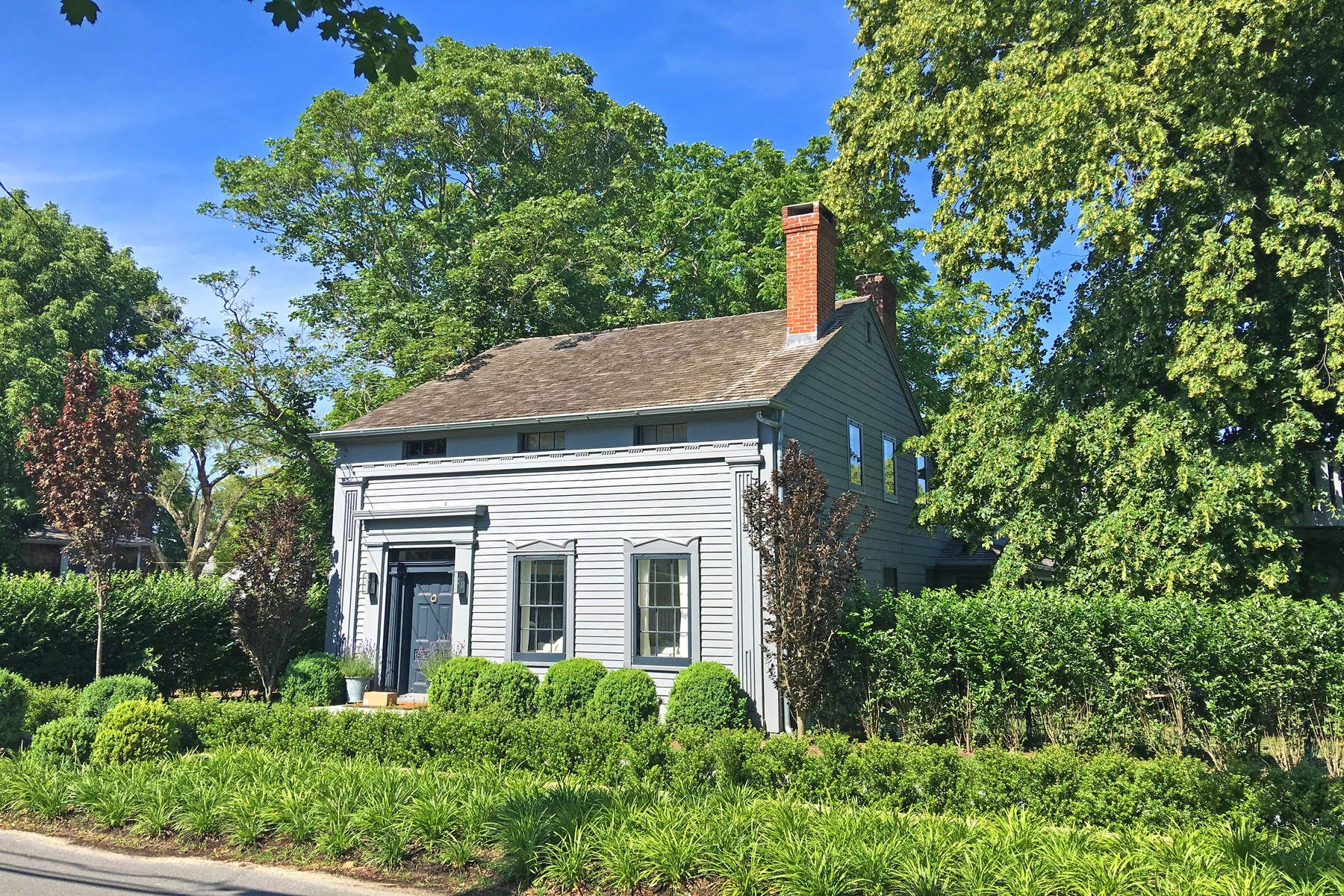Single Family Home for Sale at Historic Section Of Sag Harbor Village 39 Suffolk Street Sag Harbor, New York 11963 United States