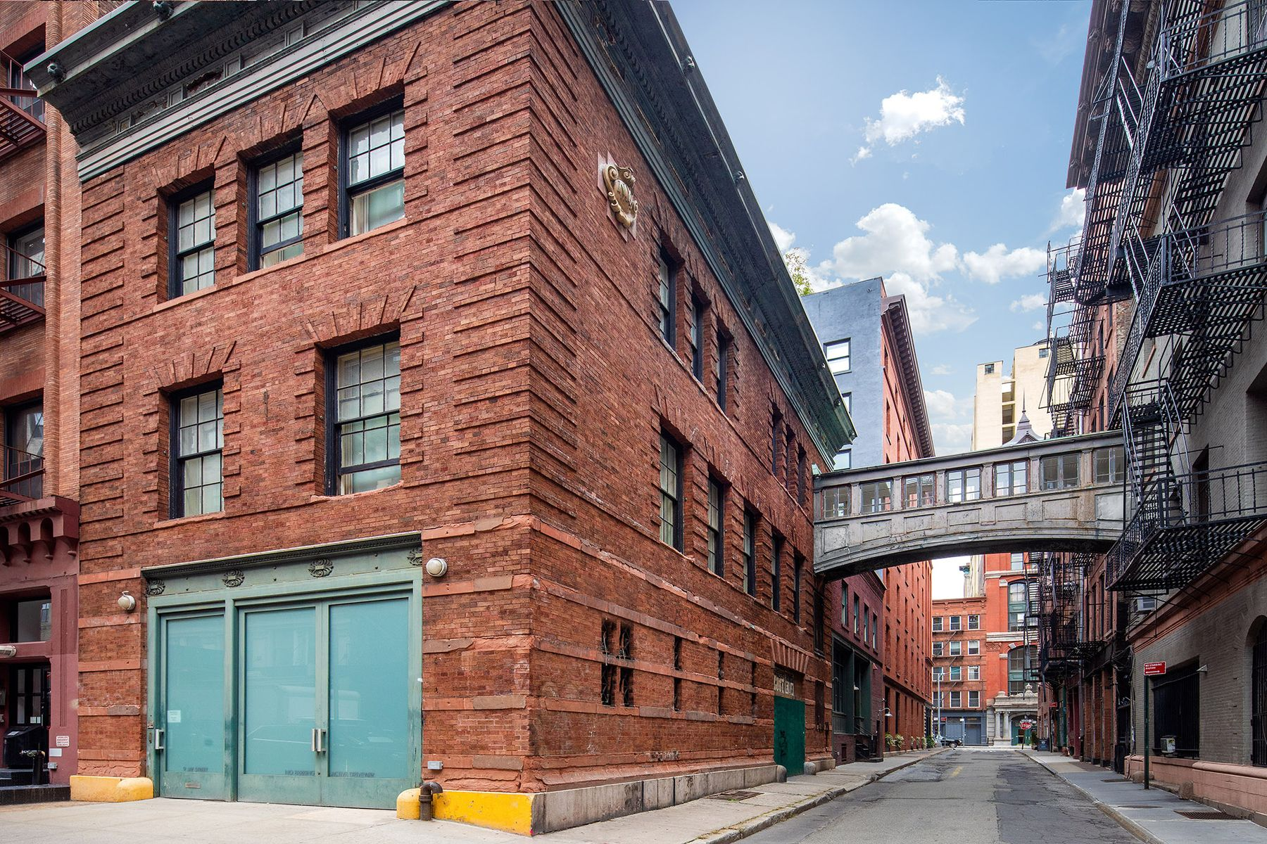 Townhouse for Sale at An Historic Tribeca Treasure 9 Jay Street, New York, New York 10013 United States