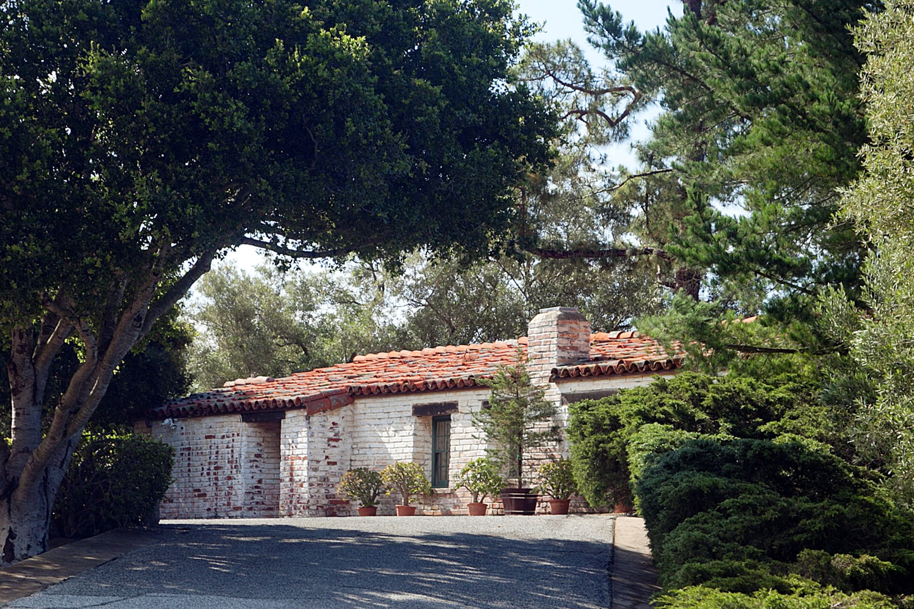 Additional photo for property listing at Rancho San Carlos 2500 East Valley Road Montecito, Californie 93108 États-Unis